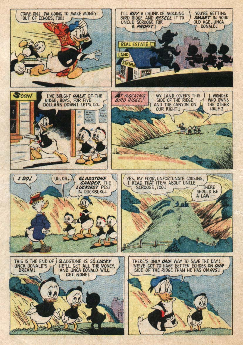 Walt Disney's Comics and Stories issue 215 - Page 4