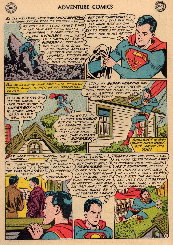 Read online Adventure Comics (1938) comic -  Issue #212 - 10
