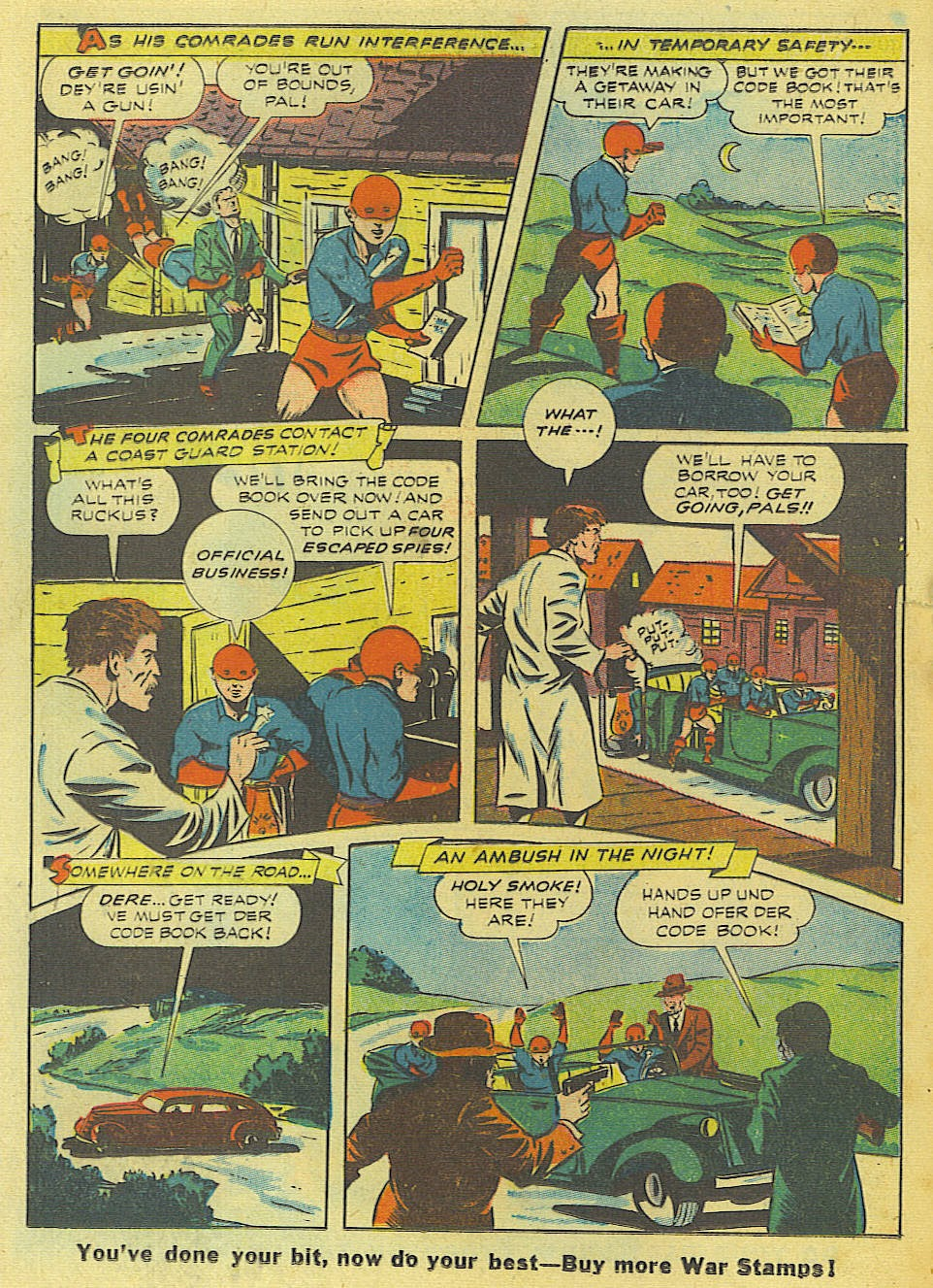 Startling Comics issue 27 - Page 28