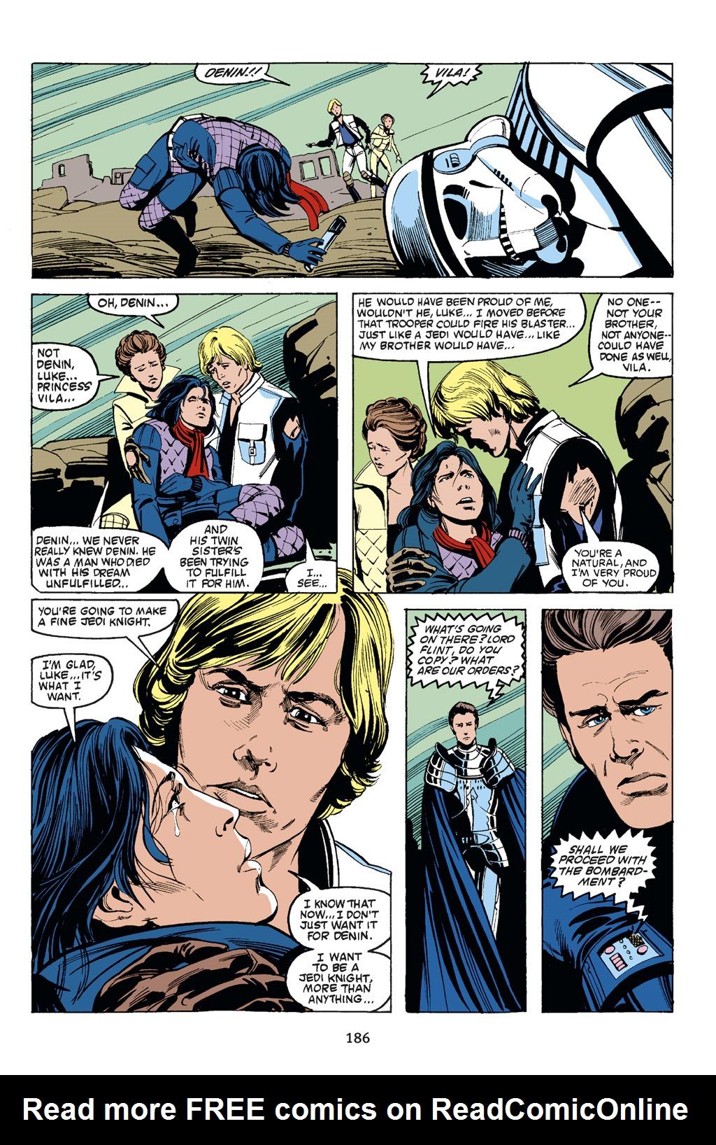 Read online Star Wars Omnibus comic -  Issue # Vol. 21 - 179
