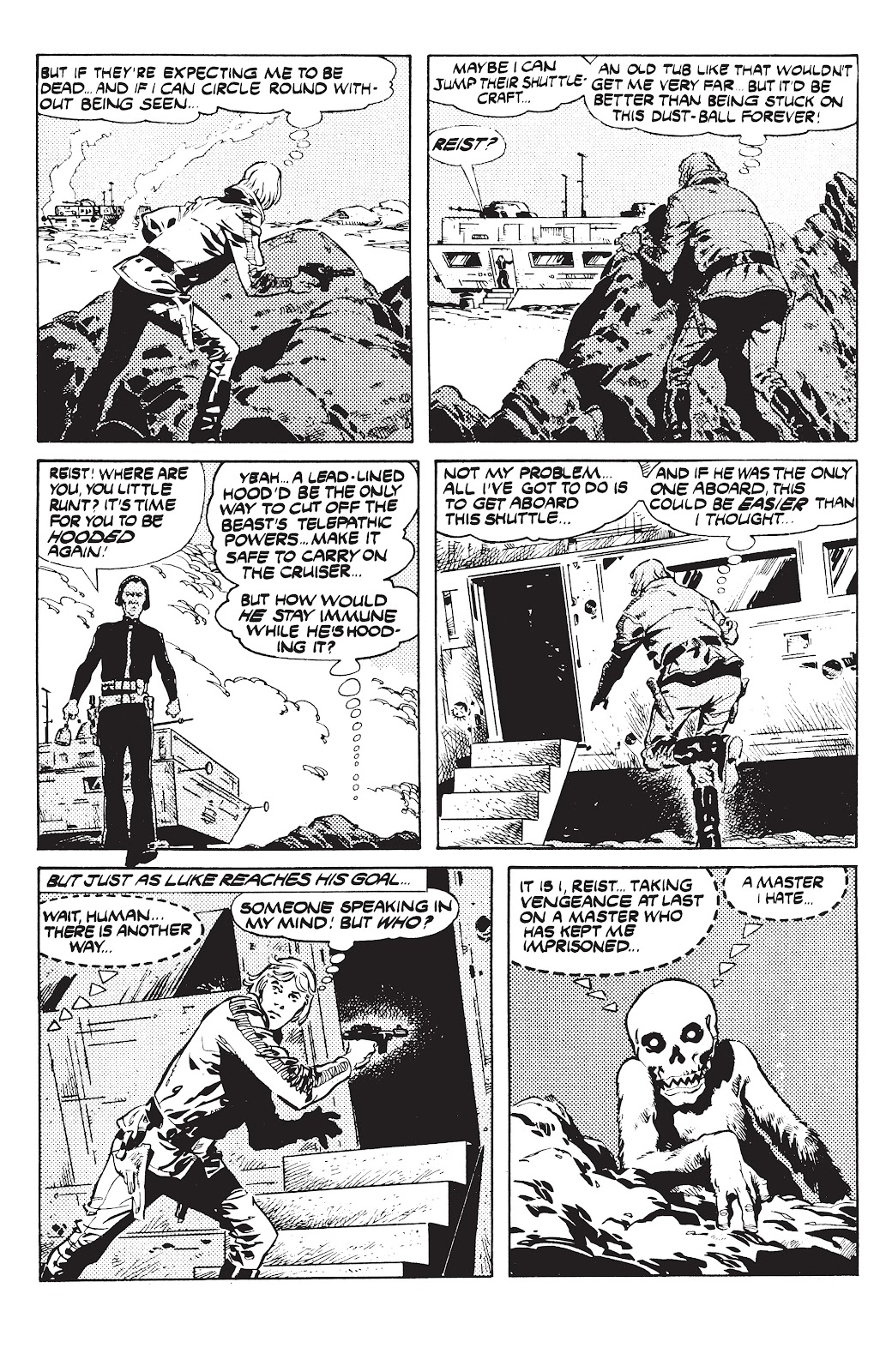 Read online Star Wars Legends: The Original Marvel Years - Epic Collection comic -  Issue # TPB 3 (Part 4) - 92