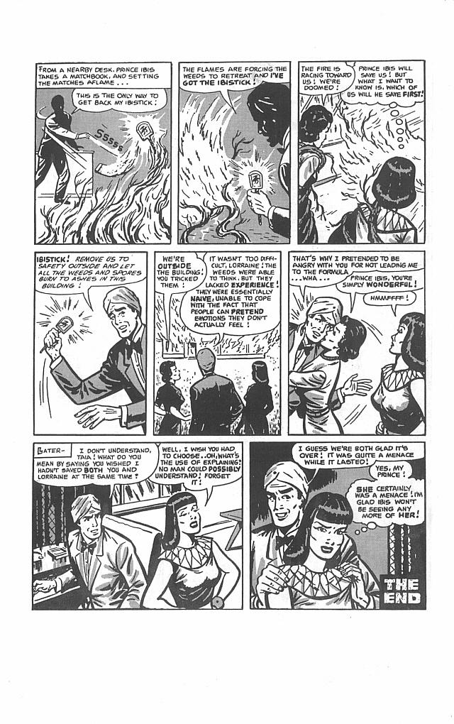 Read online Golden-Age Men of Mystery comic -  Issue #8 - 50