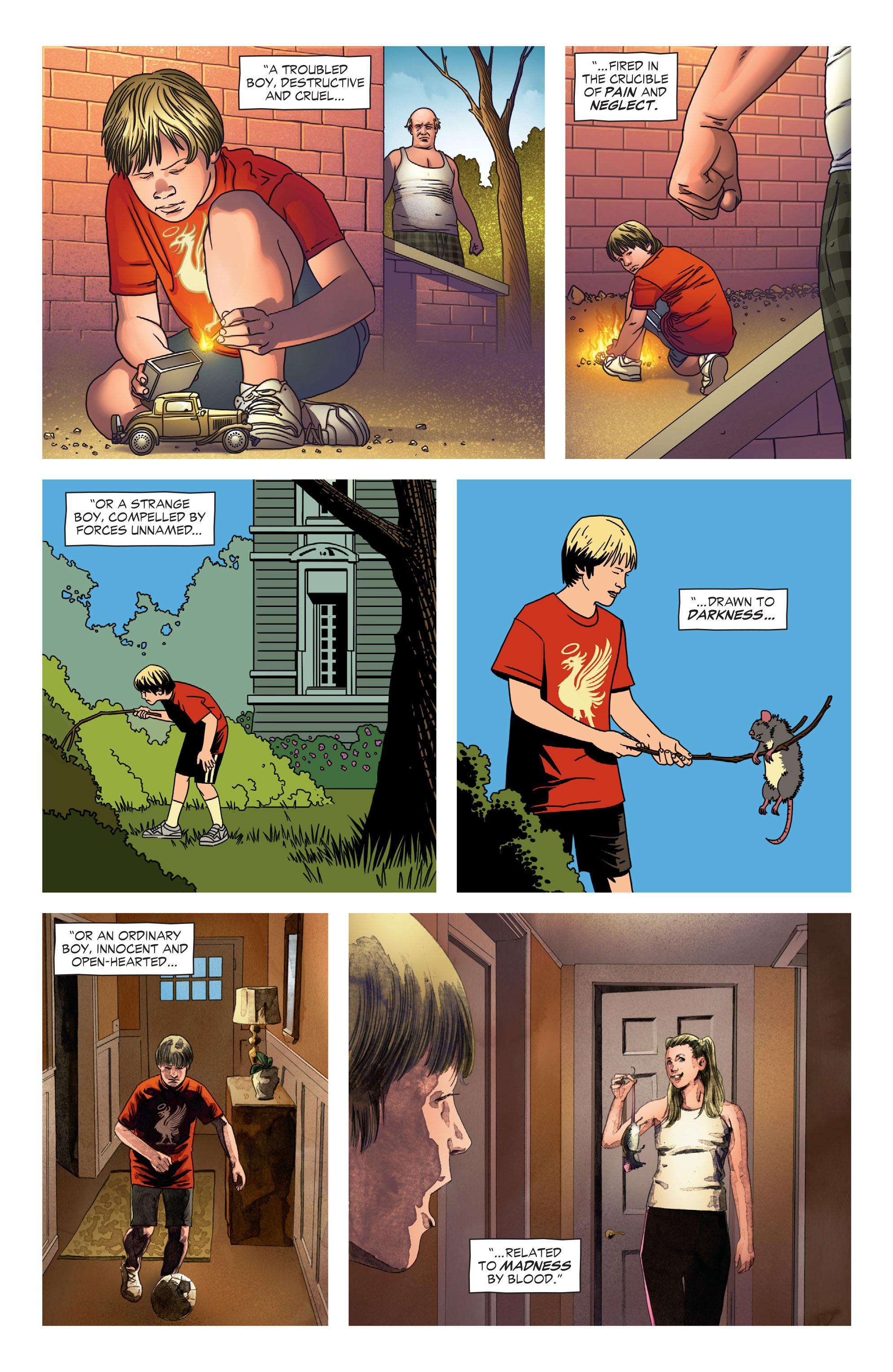 Read online Secret Origins (2014) comic -  Issue #11 - 16