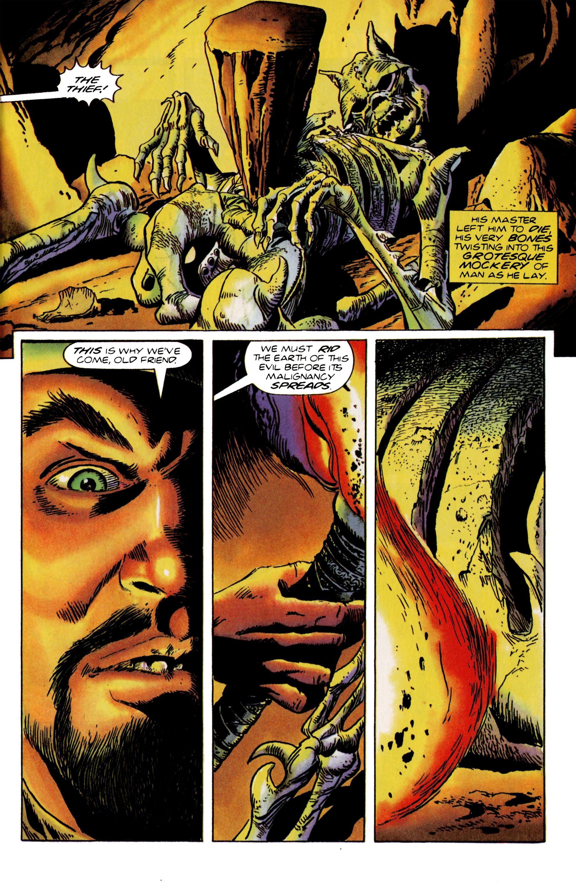 Read online Eternal Warrior (1992) comic -  Issue #22 - 4