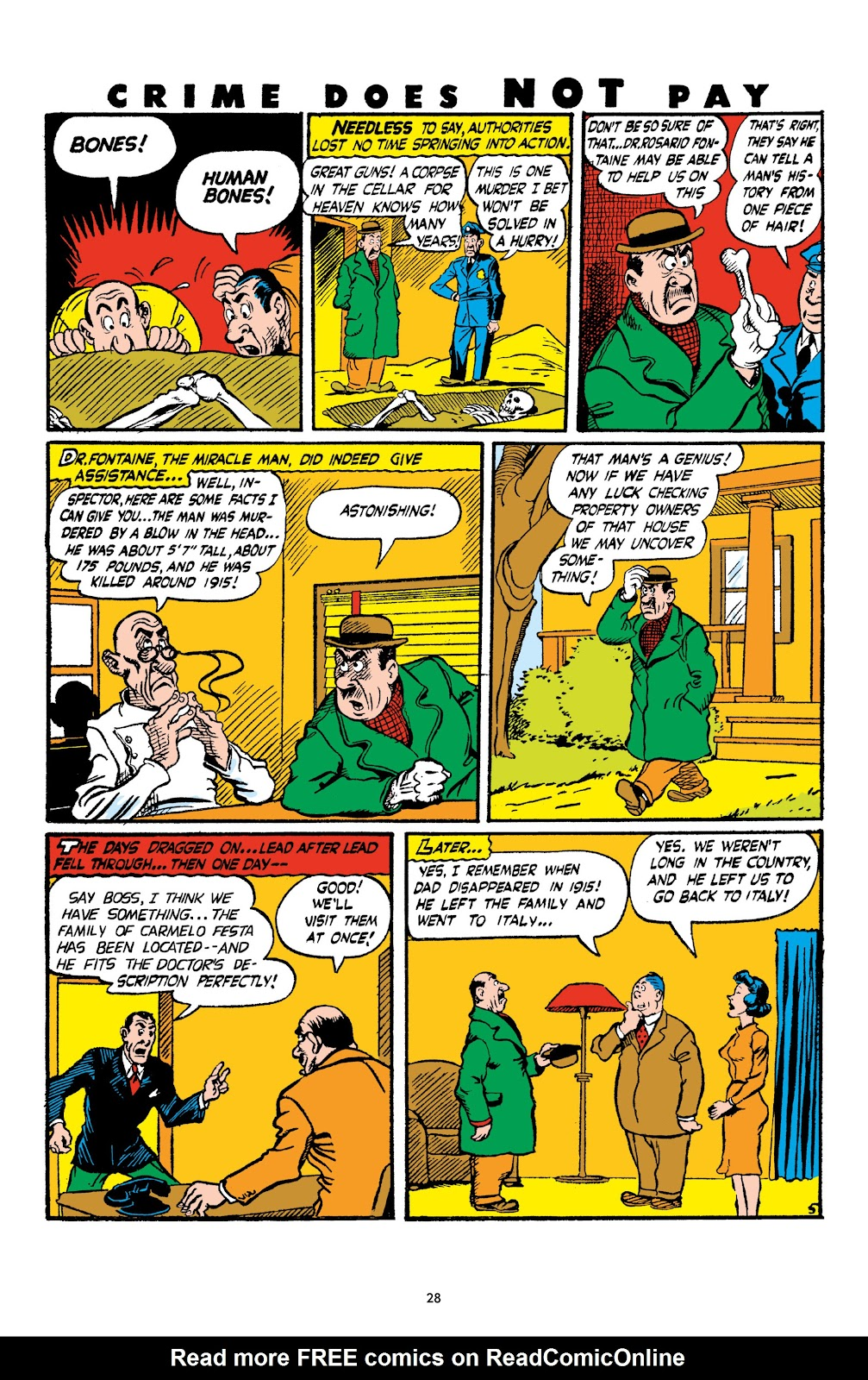Read online Crime Does Not Pay Archives comic -  Issue # TPB 4 (Part 1) - 28