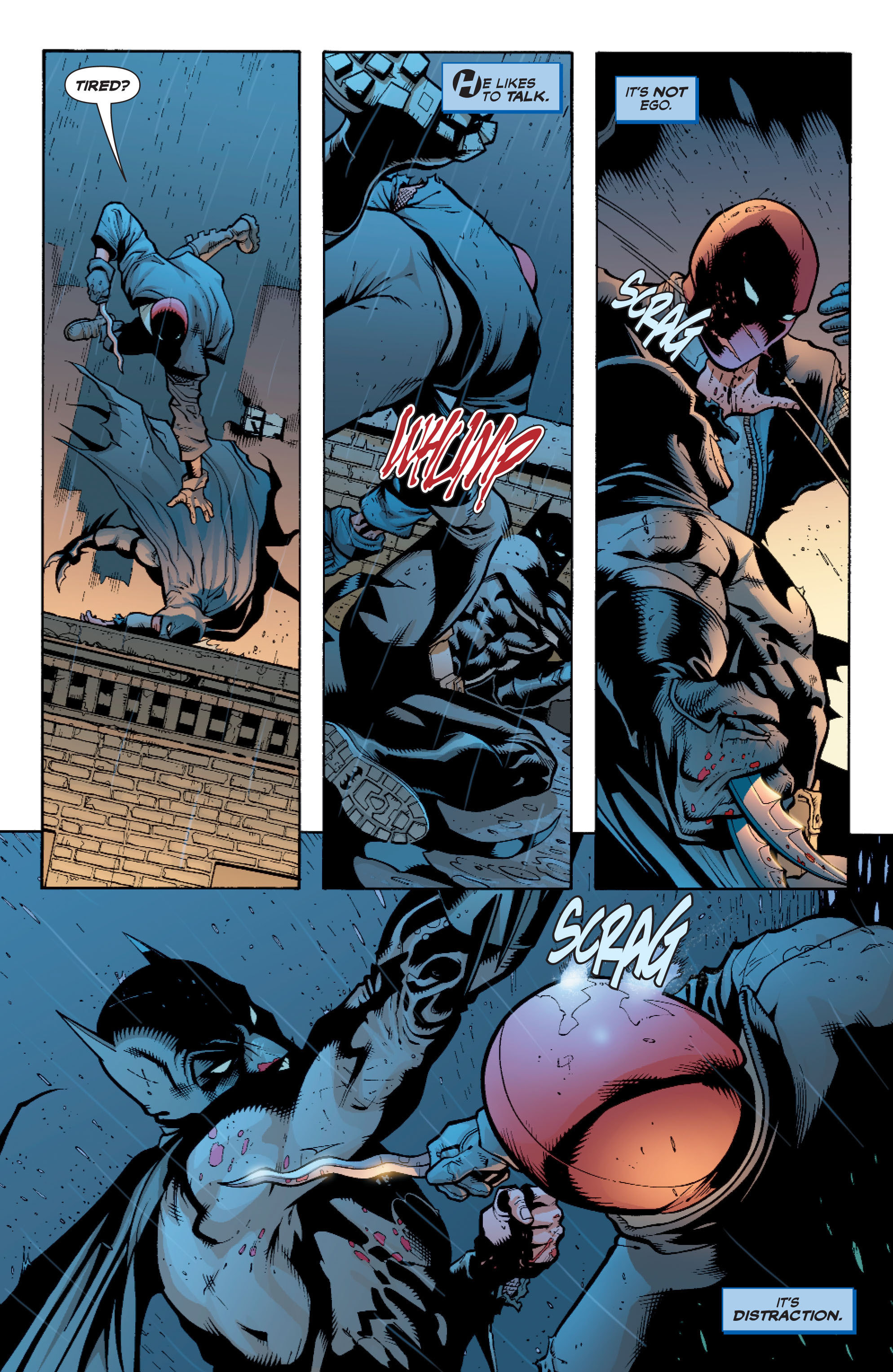 Read online Batman: Under The Red Hood comic -  Issue # Full - 11