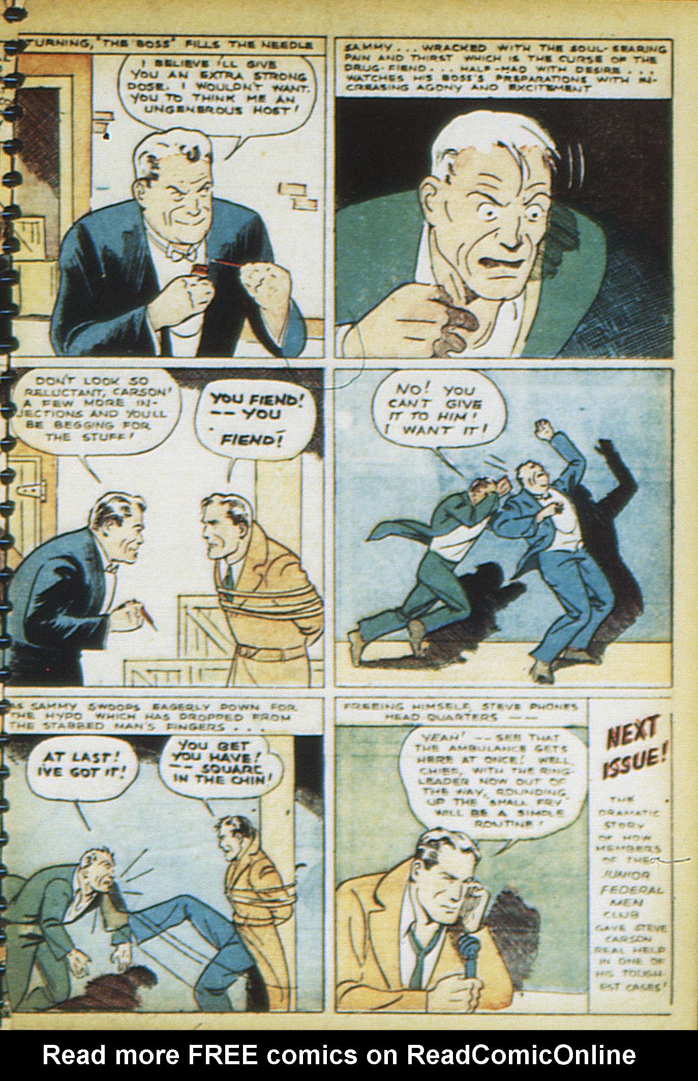 Read online Adventure Comics (1938) comic -  Issue #13 - 65