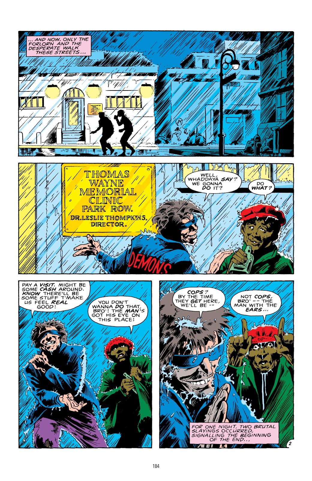 Read online Detective Comics (1937) comic -  Issue # _TPB Batman - The Dark Knight Detective 1 (Part 2) - 84