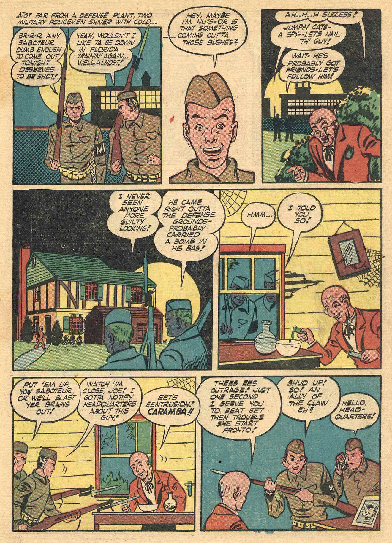Daredevil (1941) issue 16 - Page 33