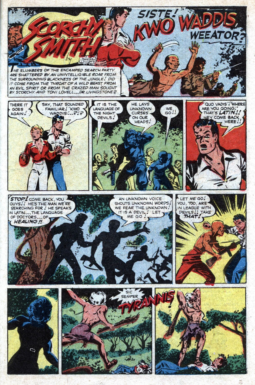 Read online Famous Funnies comic -  Issue #193 - 27