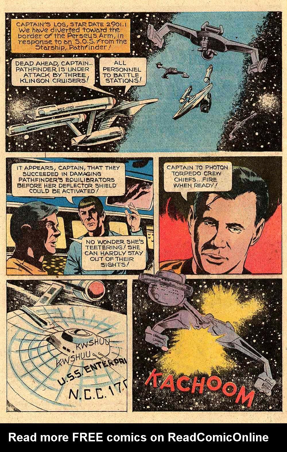 Star Trek (1967) issue 53 - Page 3