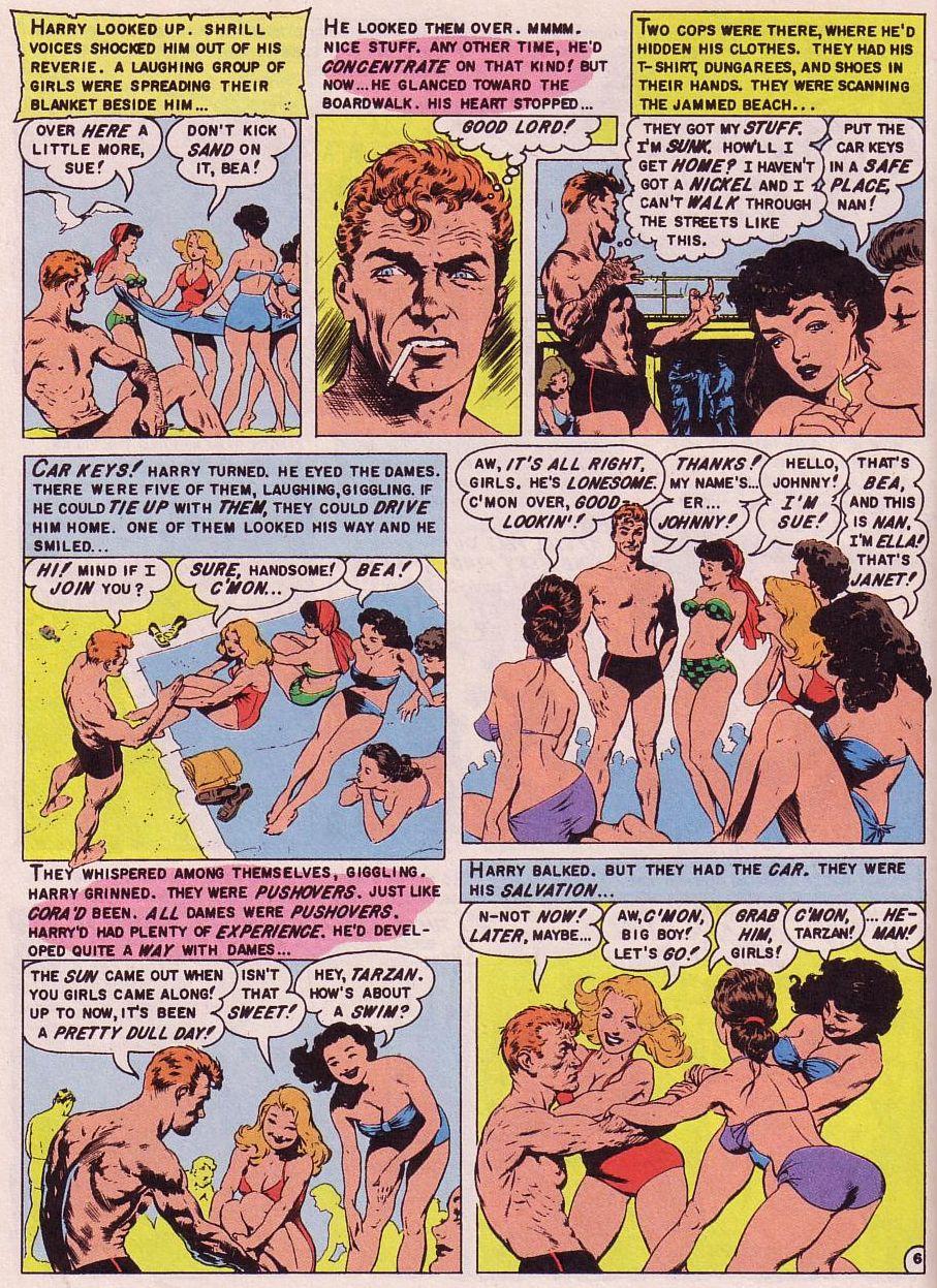 Read online Shock SuspenStories comic -  Issue #13 - 28