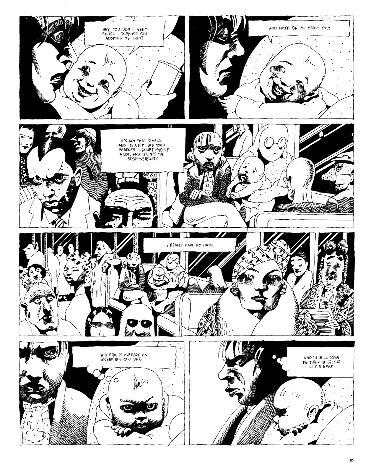 Read online The Green Hand and Other Stories comic -  Issue # TPB - 85