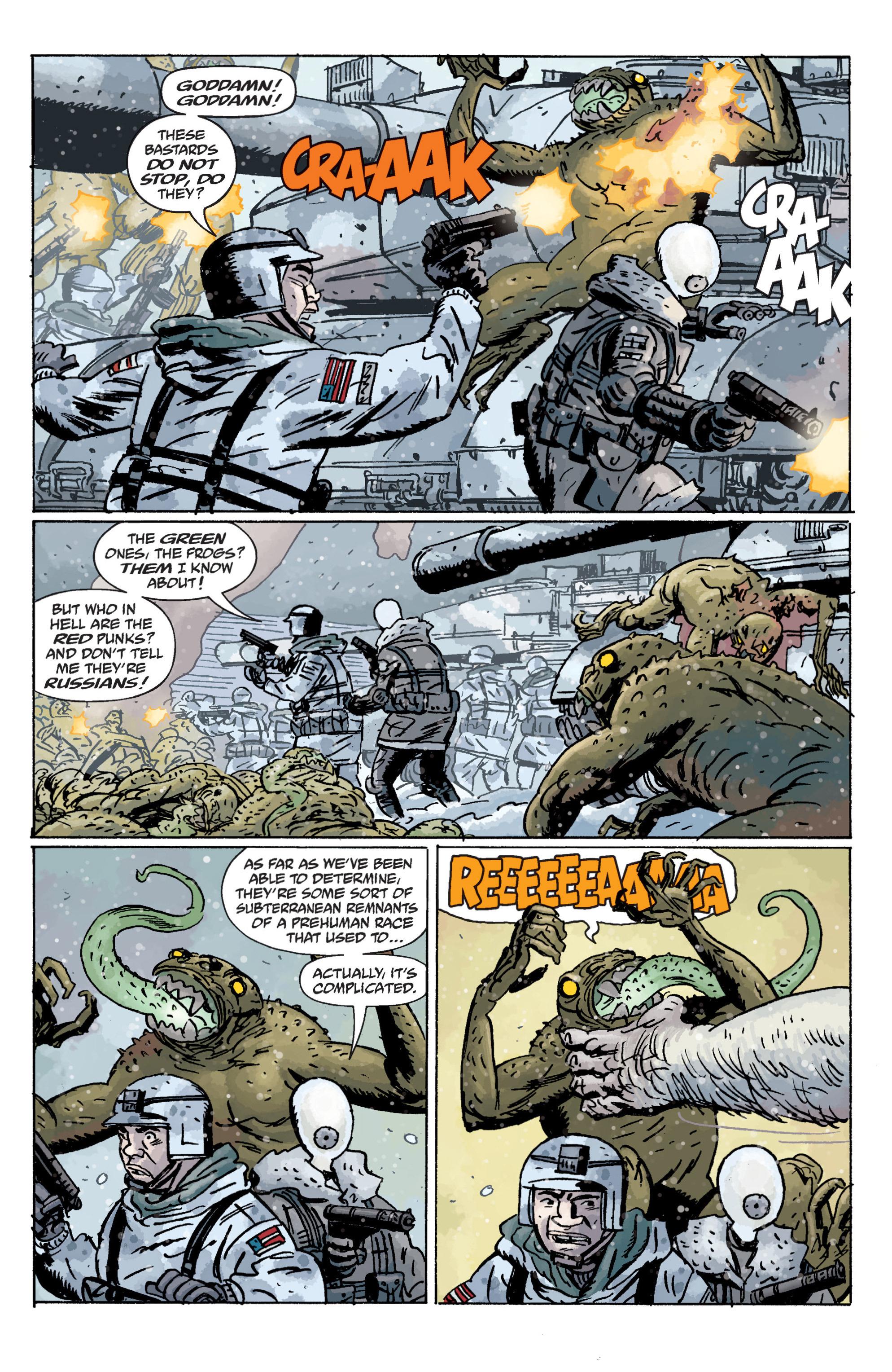 Read online B.P.R.D. (2003) comic -  Issue # TPB 11 - 66