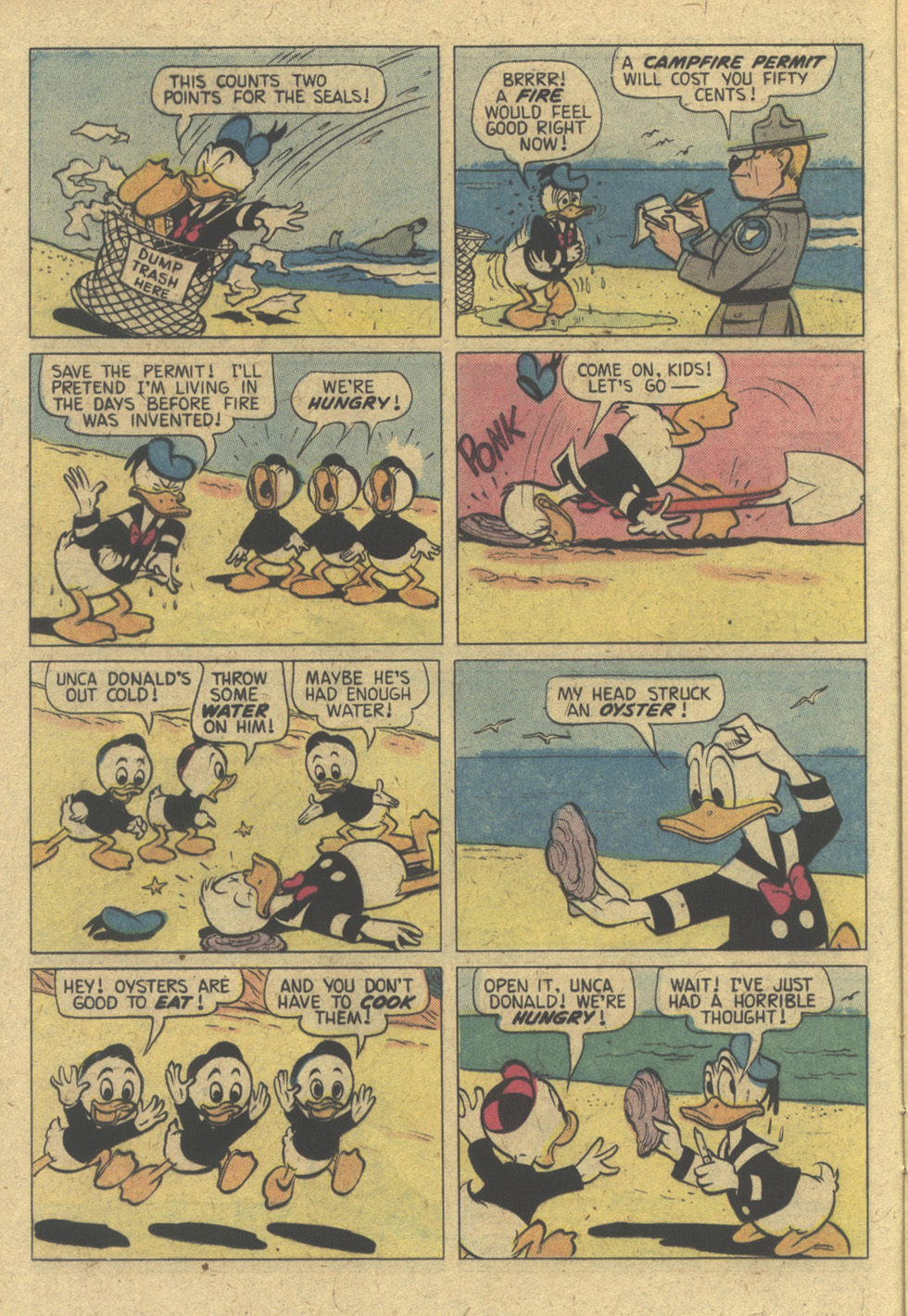 Walt Disney's Comics and Stories issue 452 - Page 11