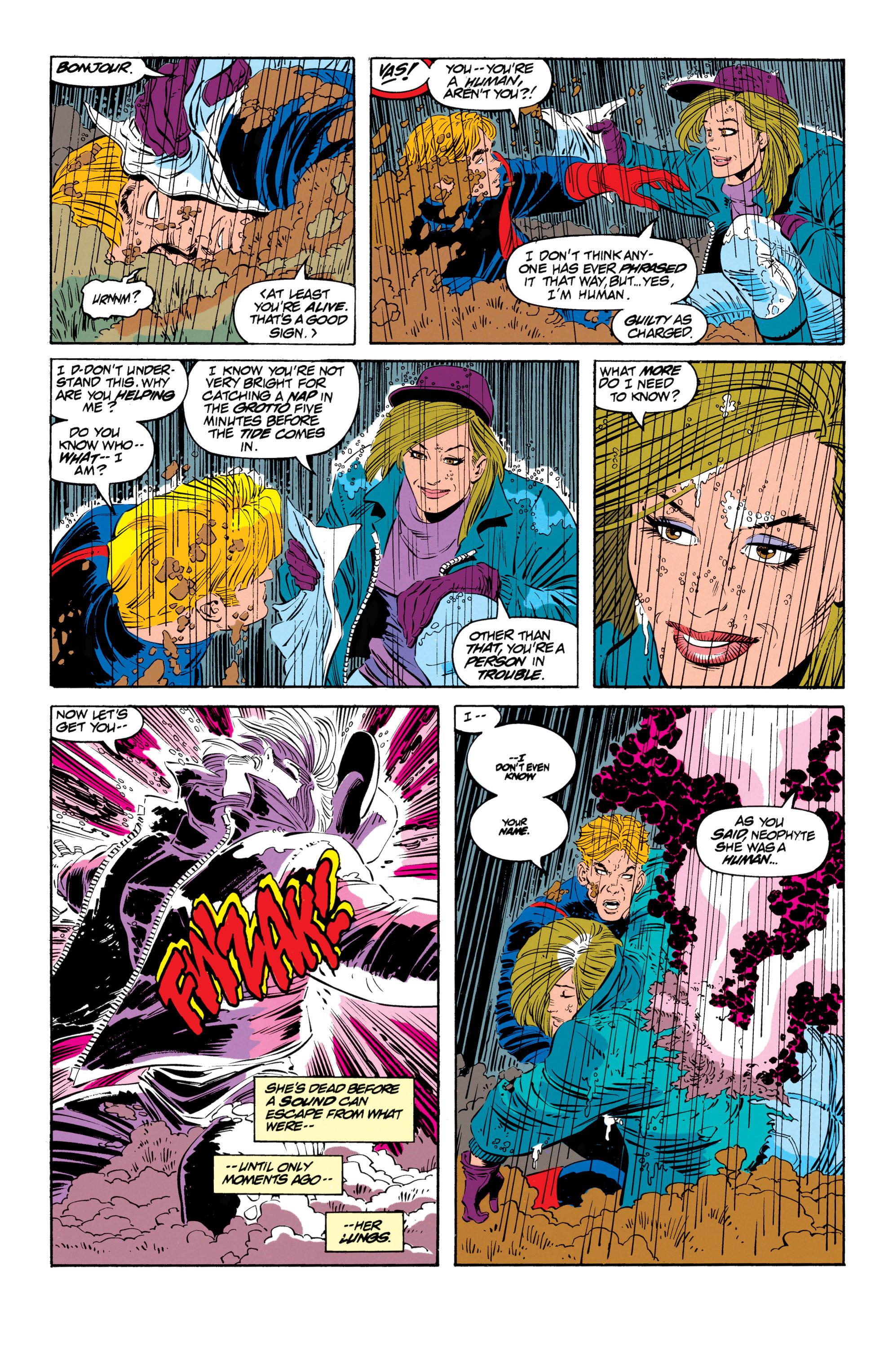 Read online Uncanny X-Men (1963) comic -  Issue #300 - 26