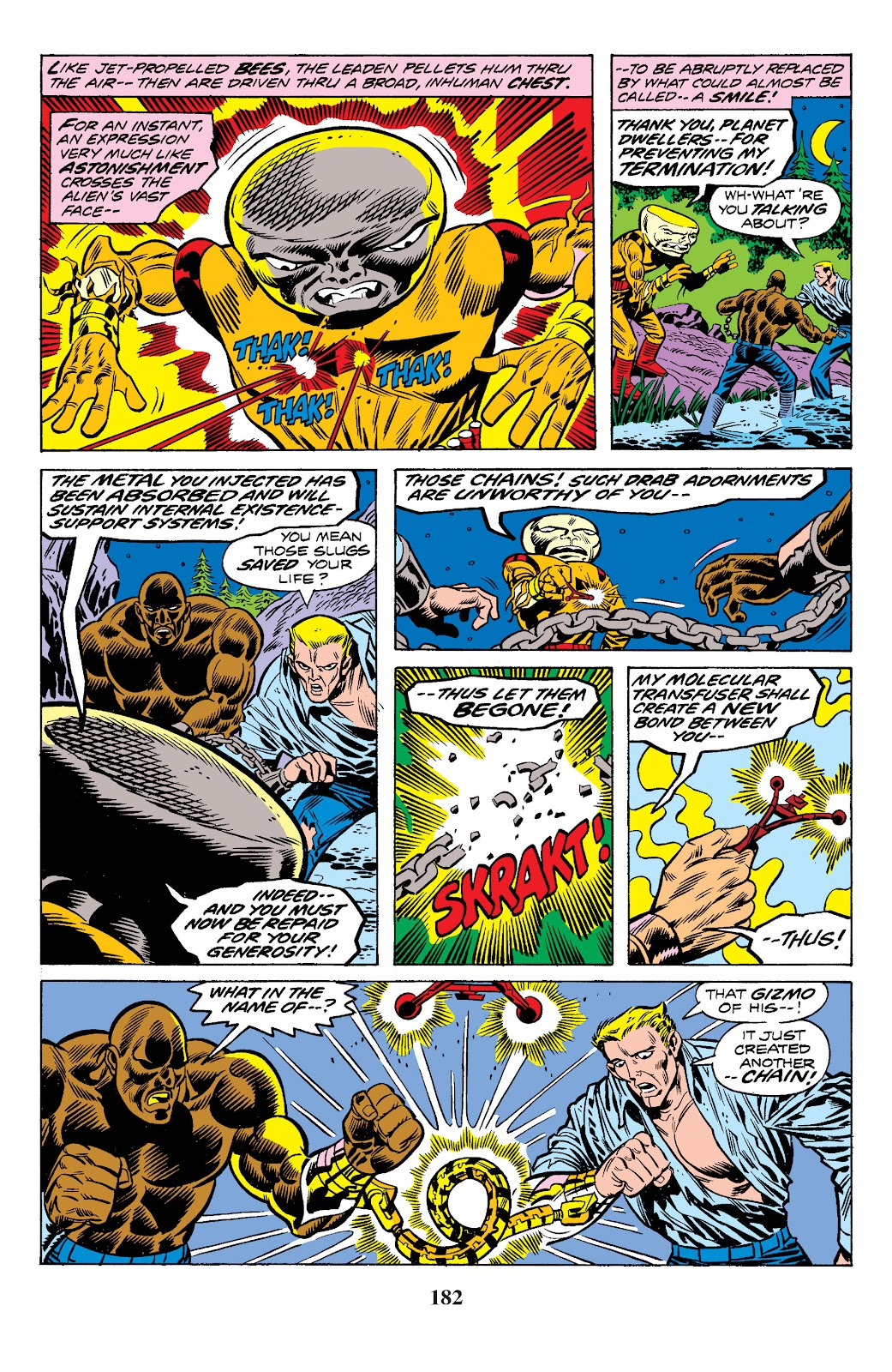 Read online Marvel Masterworks: The Incredible Hulk comic -  Issue # TPB 10 (Part 3) - 29