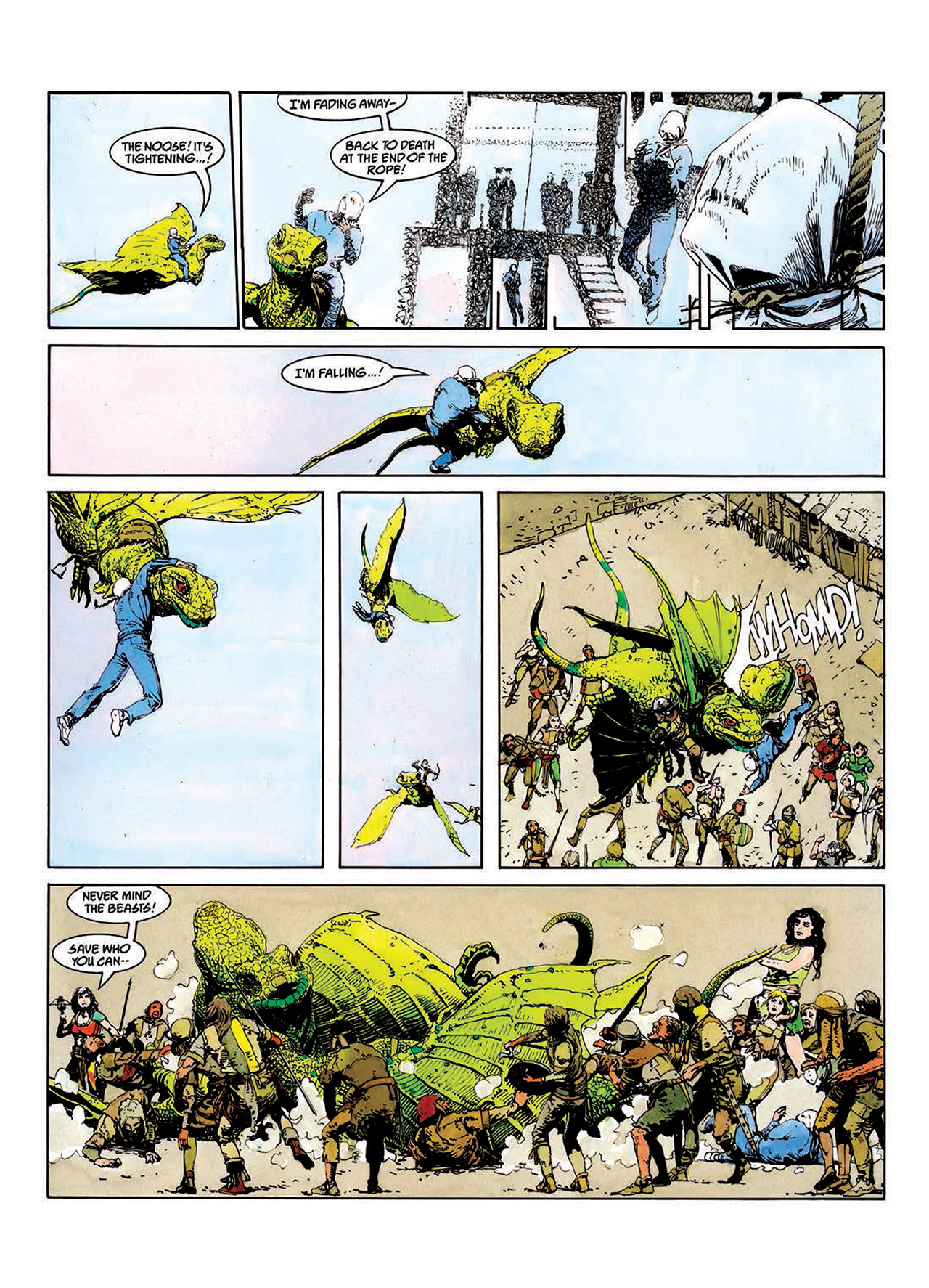 Read online Mazeworld comic -  Issue # TPB - 26