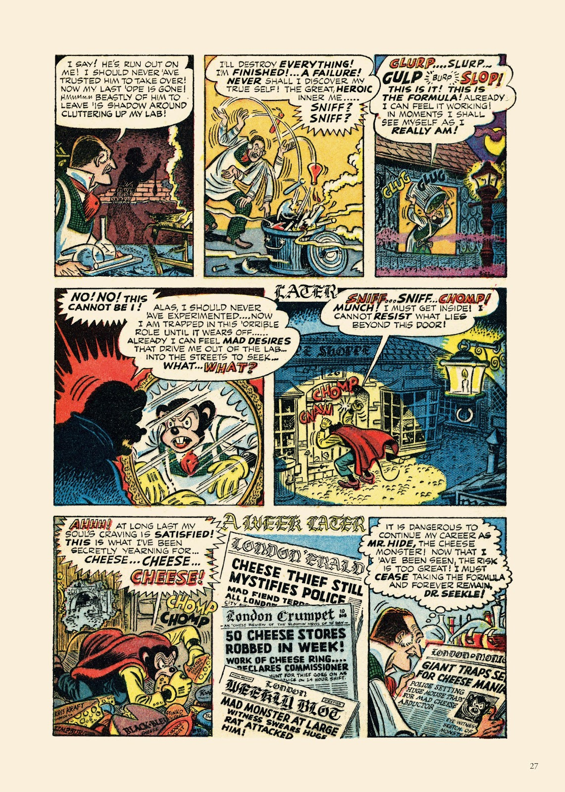 Read online Sincerest Form of Parody: The Best 1950s MAD-Inspired Satirical Comics comic -  Issue # TPB (Part 1) - 28