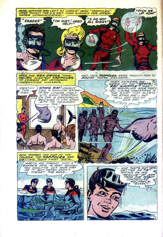 Read online Sea Devils comic -  Issue #27 - 7