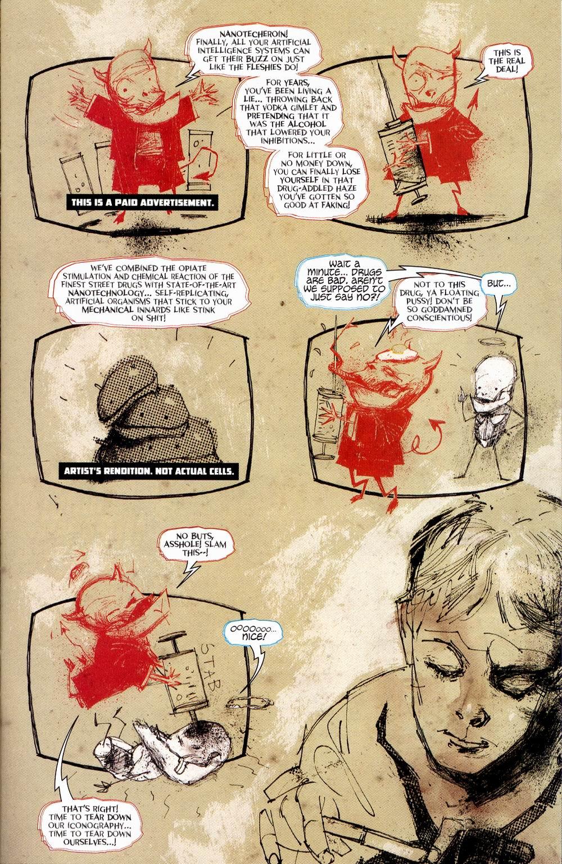 Read online Automatic Kafka comic -  Issue #1 - 5