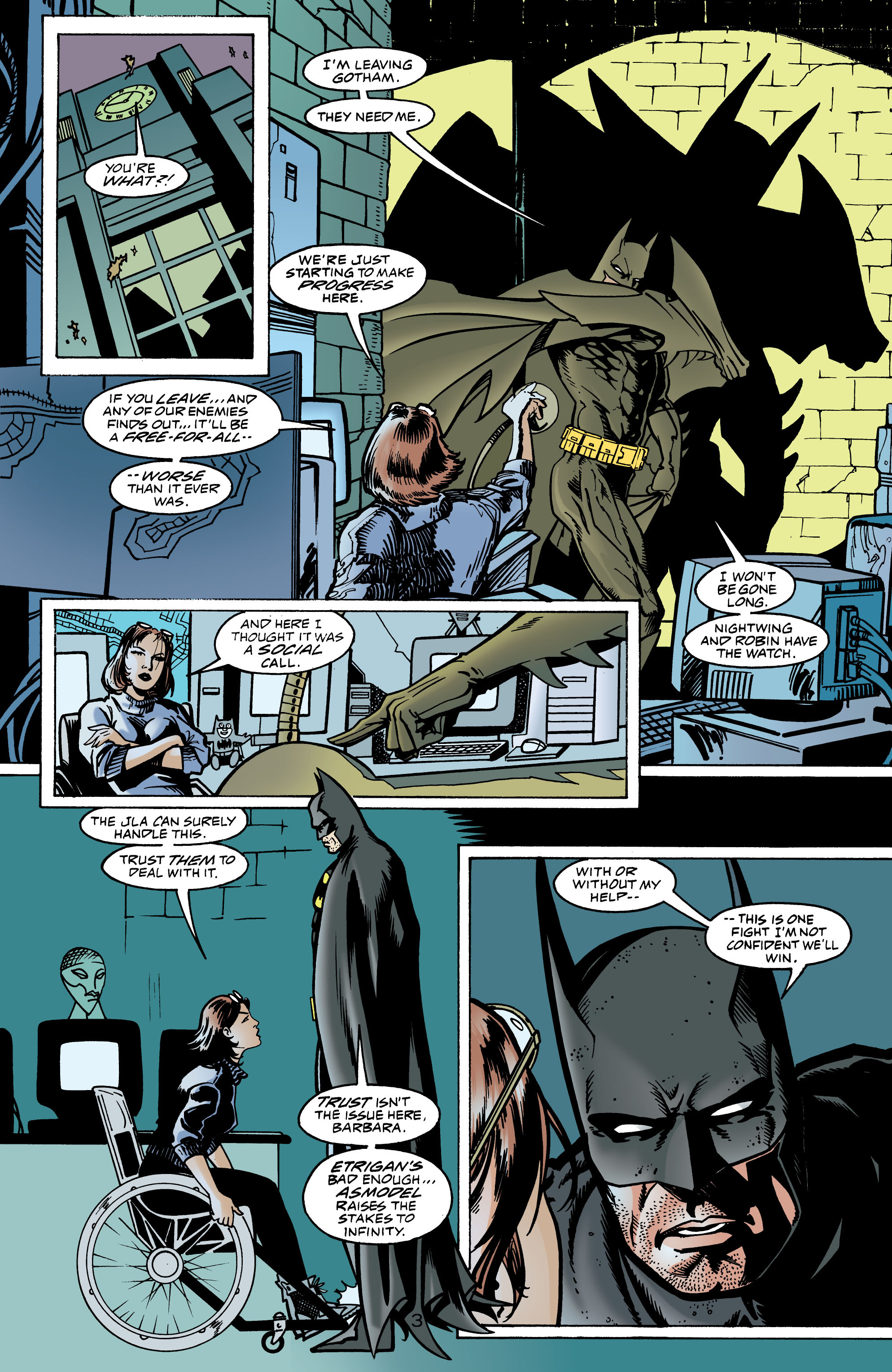 Read online Batman: Day of Judgment comic -  Issue # Full - 4