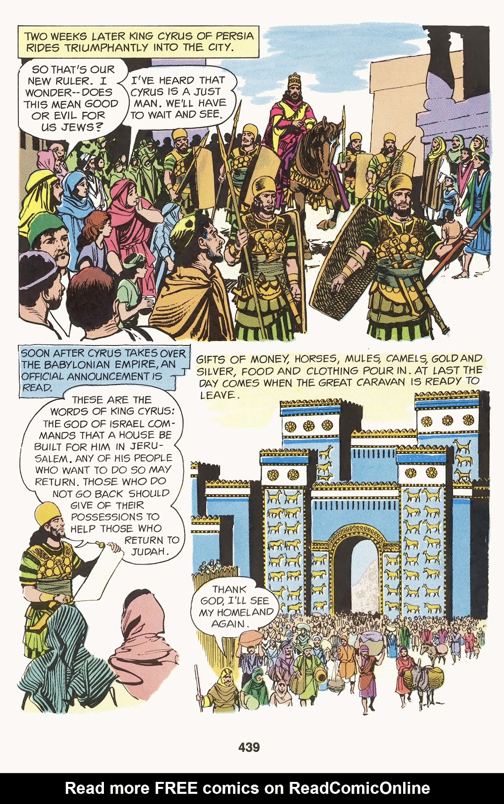 The Picture Bible issue TPB (Part 5) - Page 42