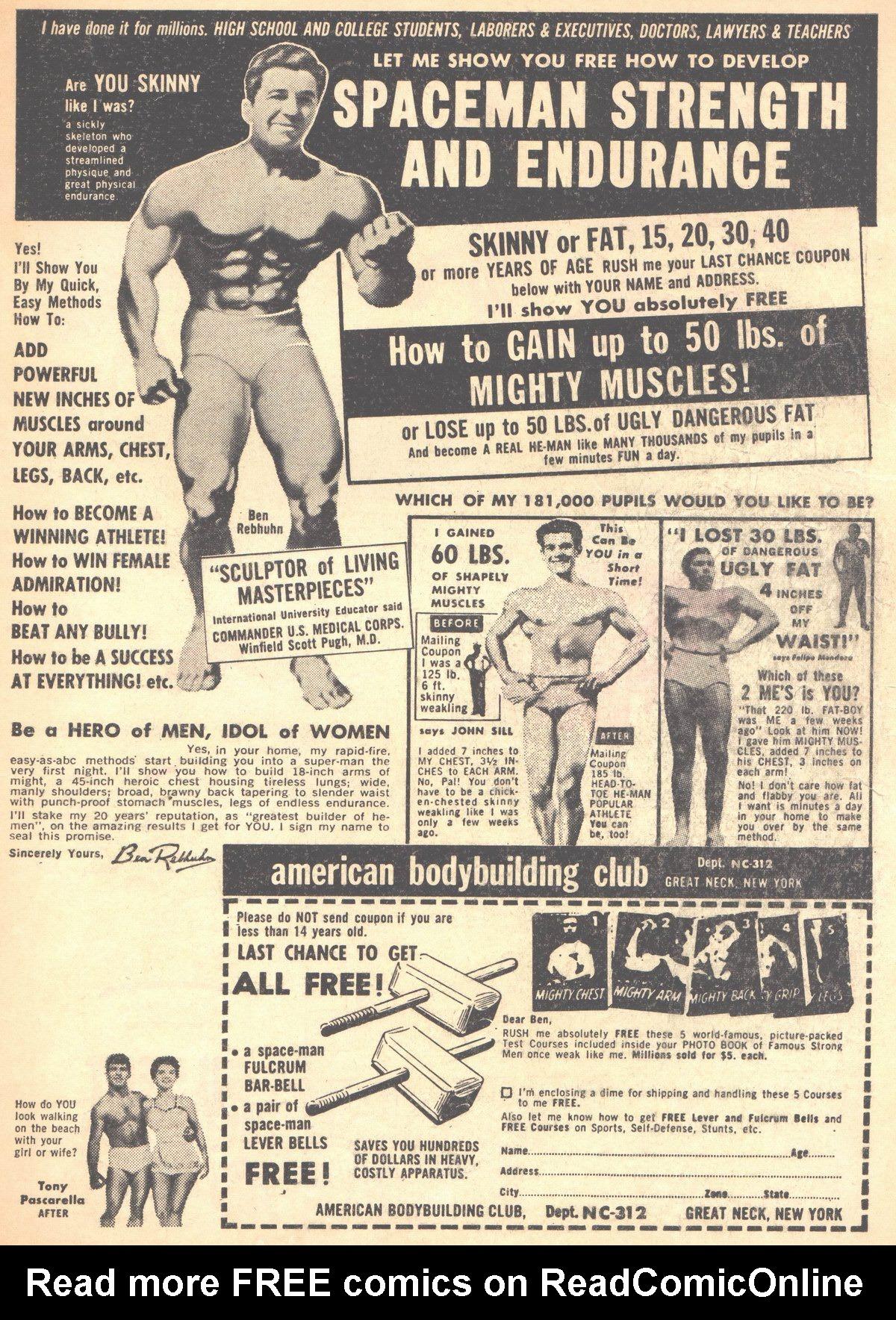Read online Adventure Comics (1938) comic -  Issue #315 - 35