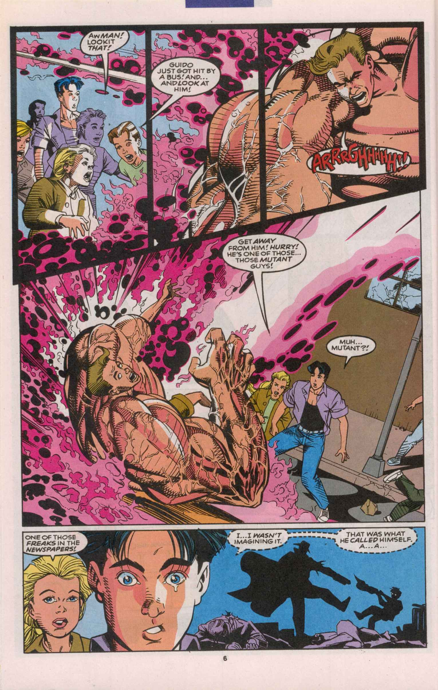 Read online X-Factor (1986) comic -  Issue # _ Annual 8 - 7