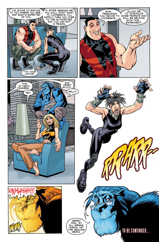 Read online Wonder Man (2007) comic -  Issue #1 - 23