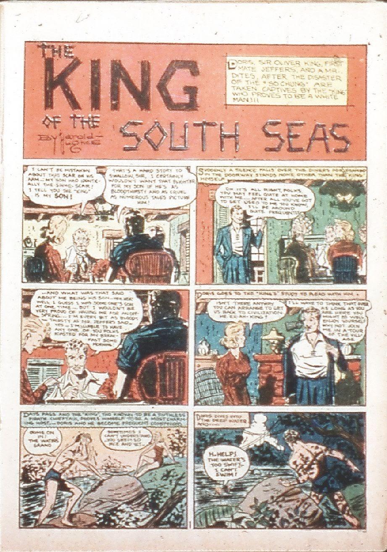 Read online Amazing Man Comics comic -  Issue #9 - 14