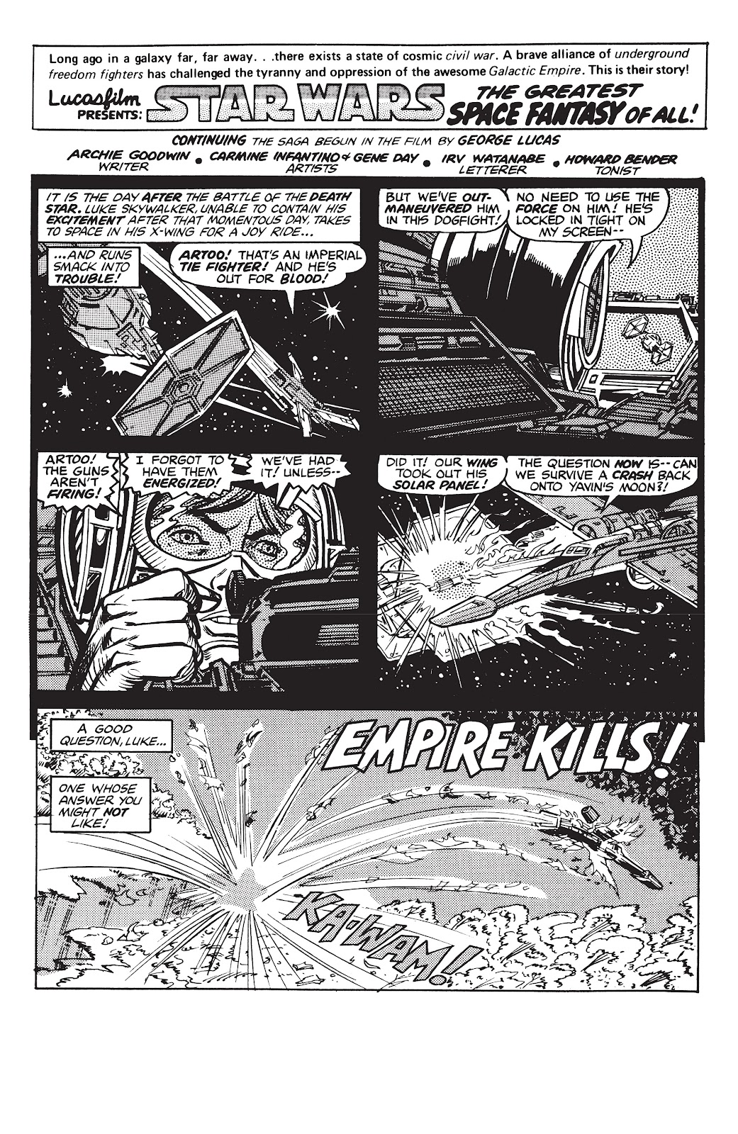 Read online Star Wars Legends: The Original Marvel Years - Epic Collection comic -  Issue # TPB 2 (Part 4) - 49