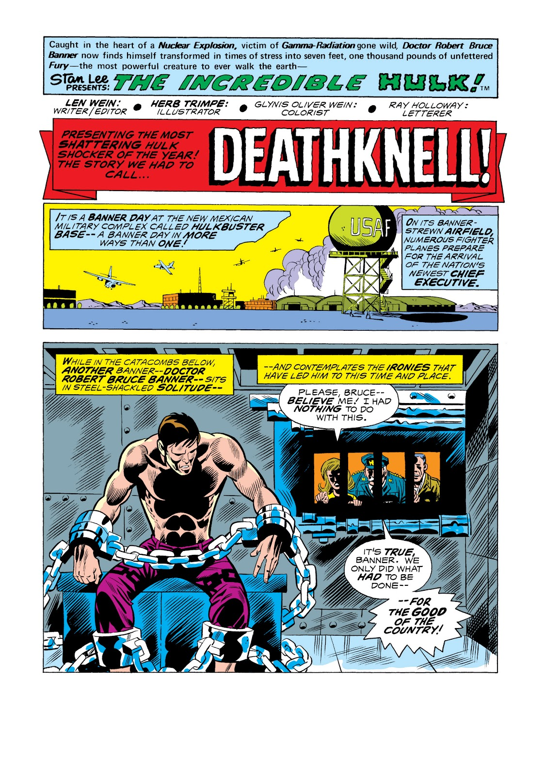 Read online Marvel Masterworks: The Incredible Hulk comic -  Issue # TPB 11 (Part 1) - 27
