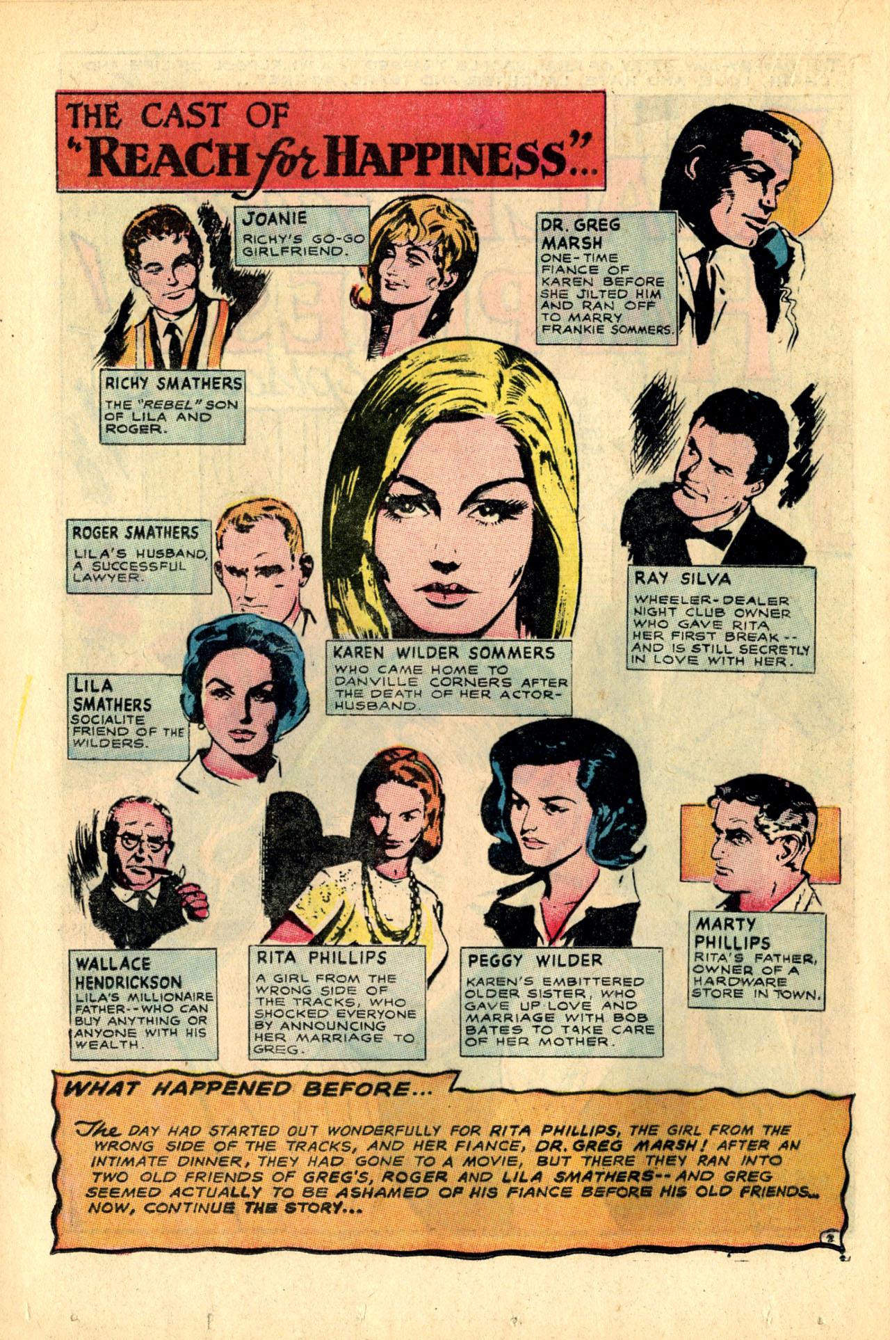 Read online Secret Hearts comic -  Issue #118 - 20