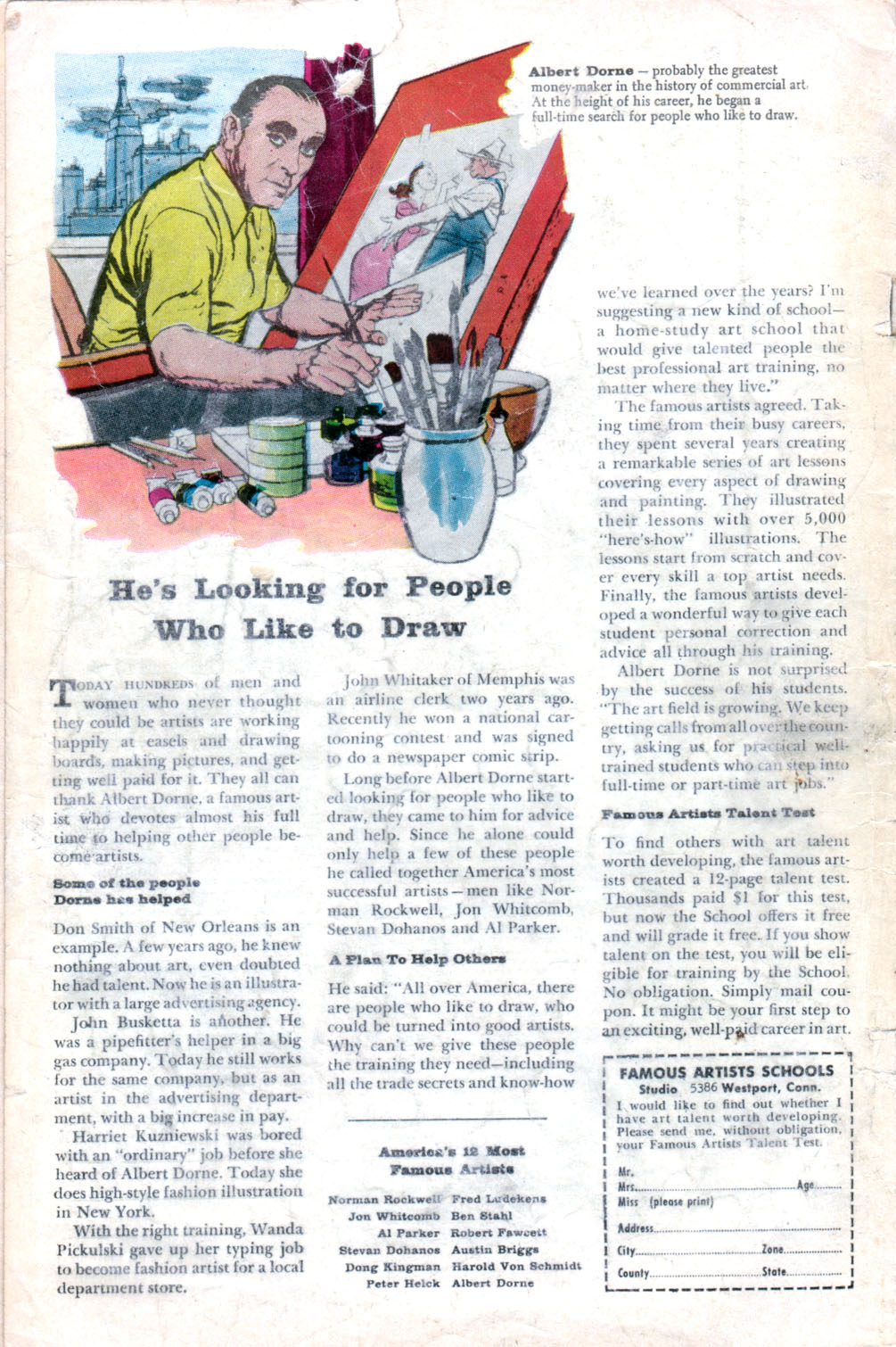 Strange Tales (1951) 90 Page 36
