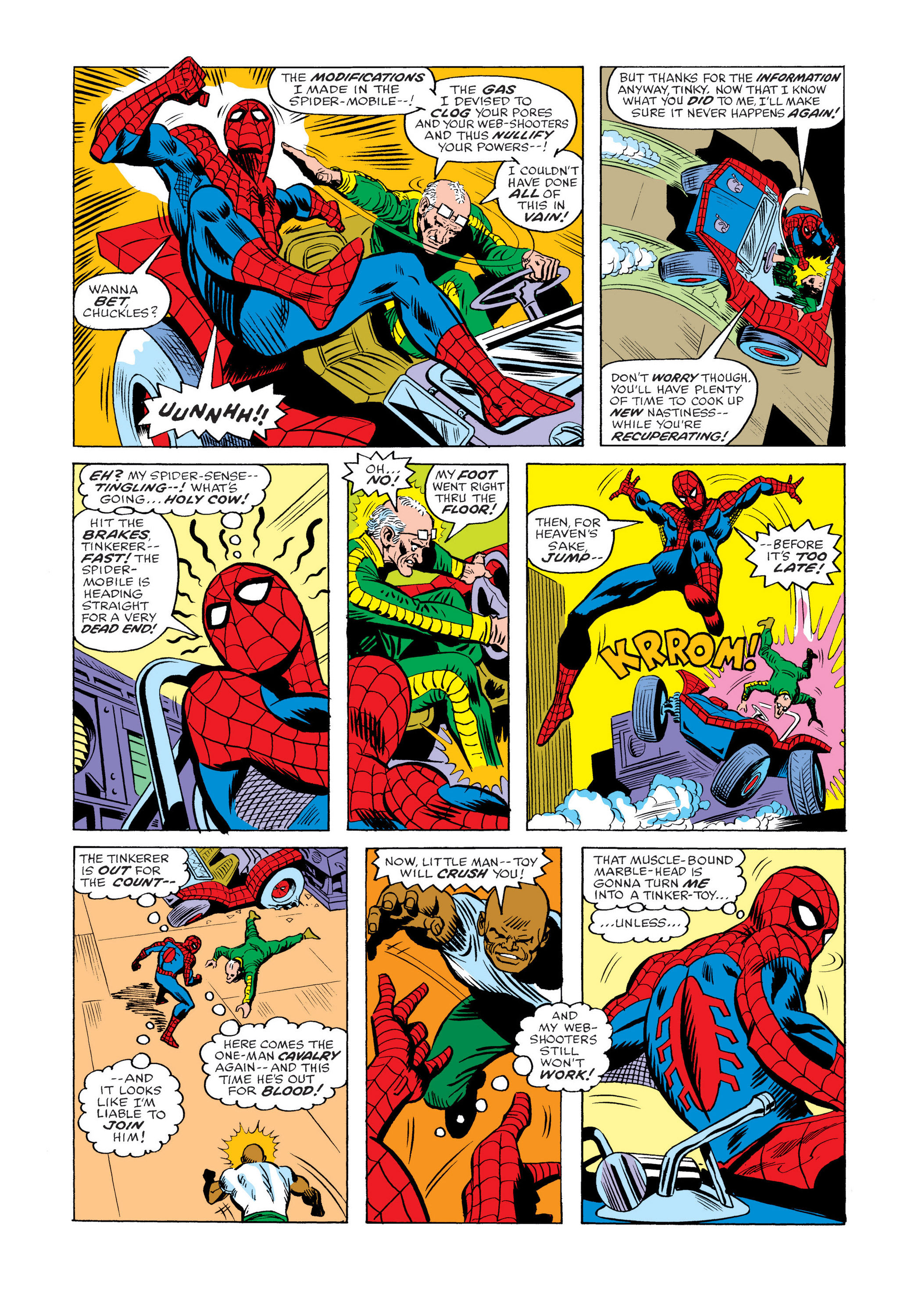 The Amazing Spider-Man (1963) 160 Page 16