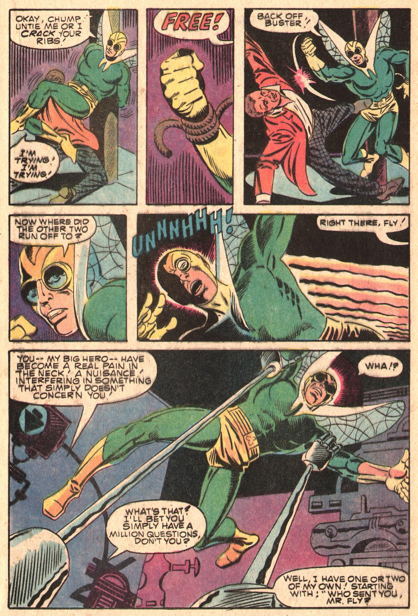 Read online The Fly (1983) comic -  Issue #5 - 17