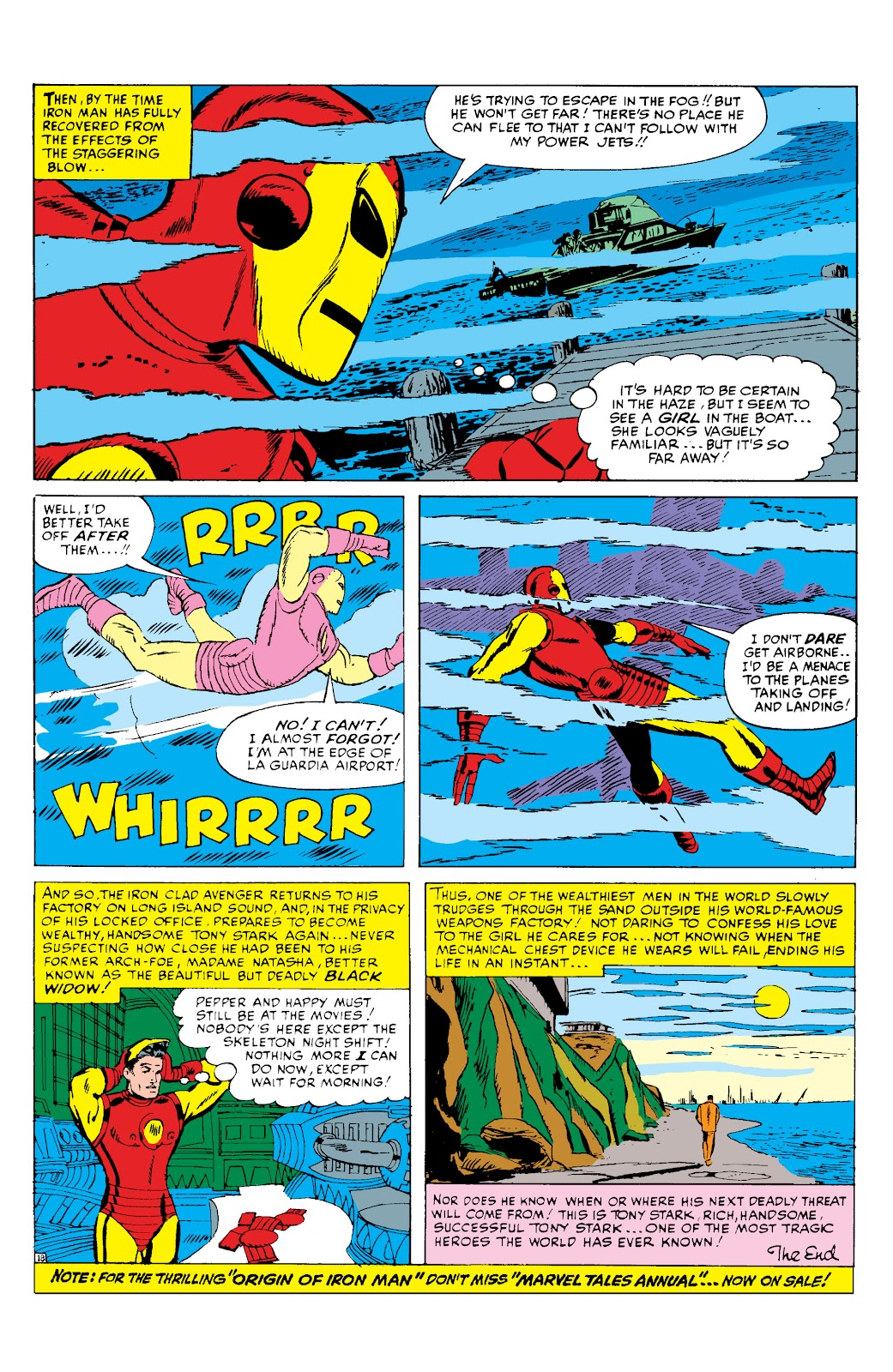 Read online Marvel Masterworks: The Invincible Iron Man comic -  Issue # TPB 2 (Part 2) - 19