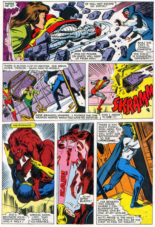 Read online Uncanny X-Men (1963) comic -  Issue # _Annual 6 - 29