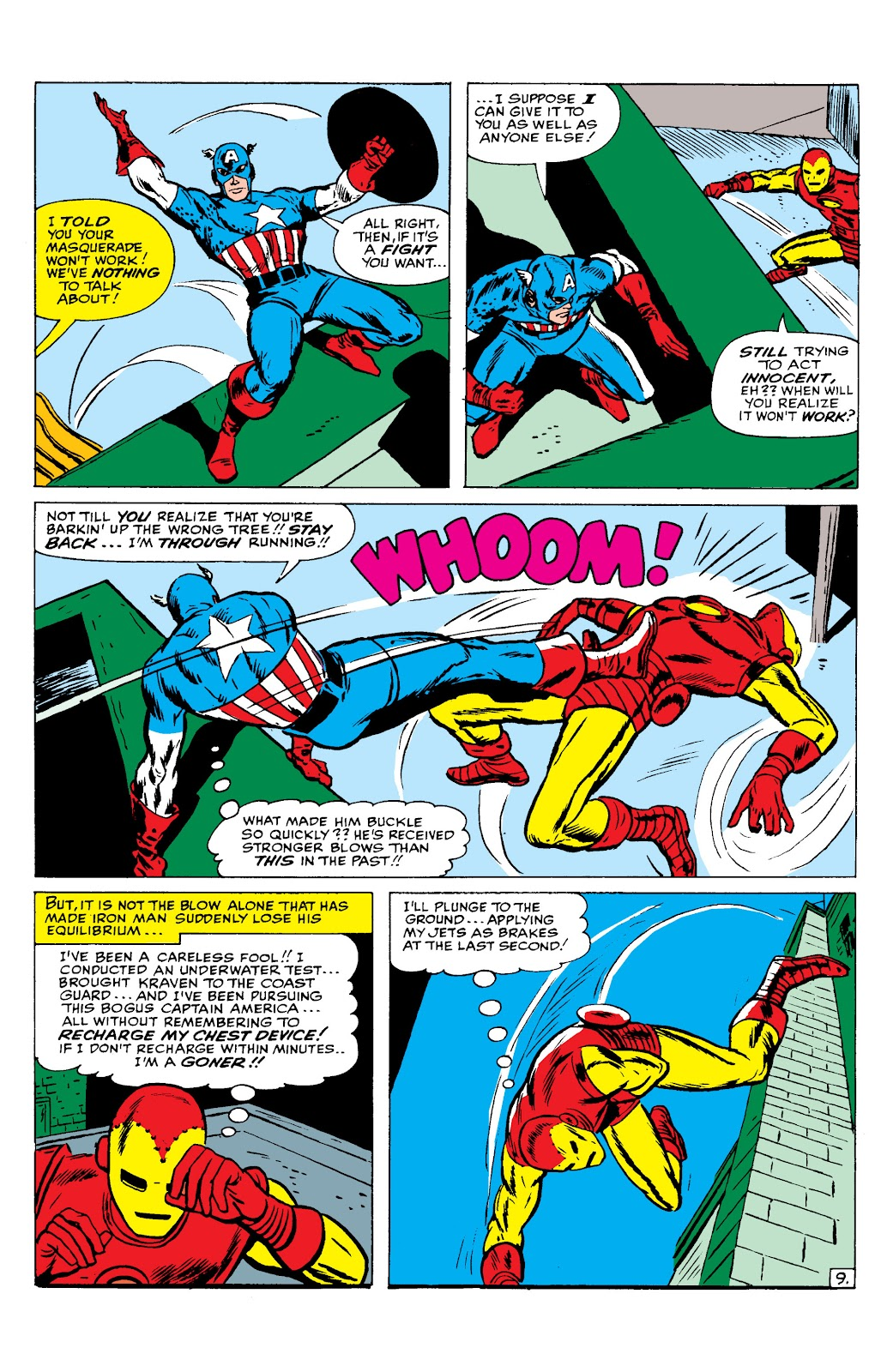 Read online Marvel Masterworks: The Invincible Iron Man comic -  Issue # TPB 2 (Part 2) - 30