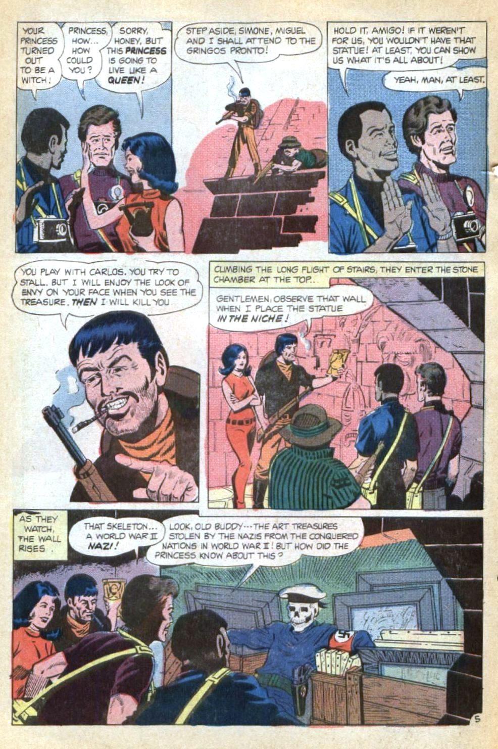 Strange Suspense Stories (1967) issue 3 - Page 18