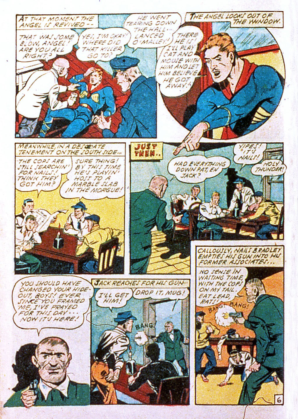 Read online Mystic Comics (1944) comic -  Issue #2 - 16