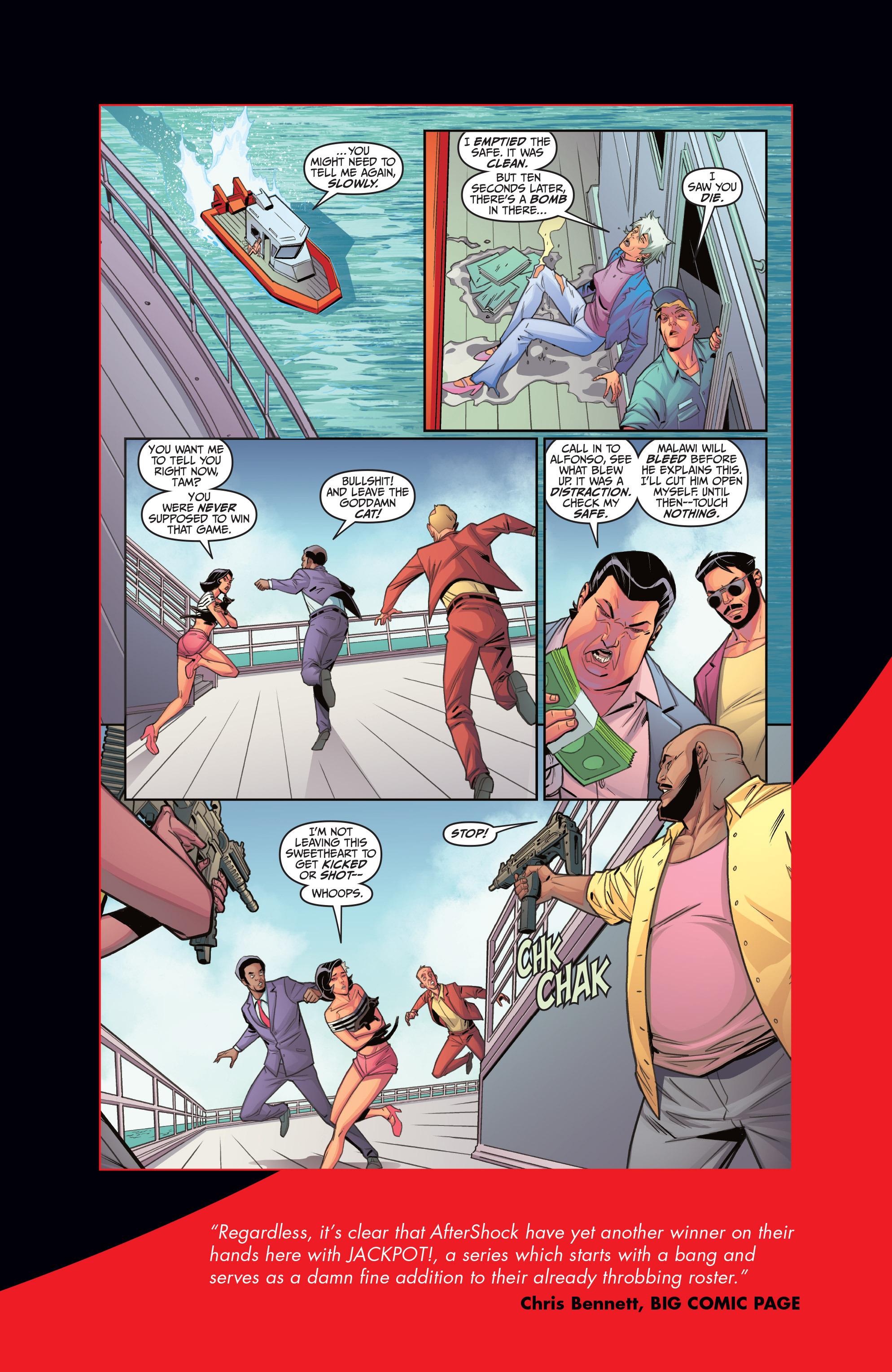 Read online Aftershock Genesis comic -  Issue #1 - 41