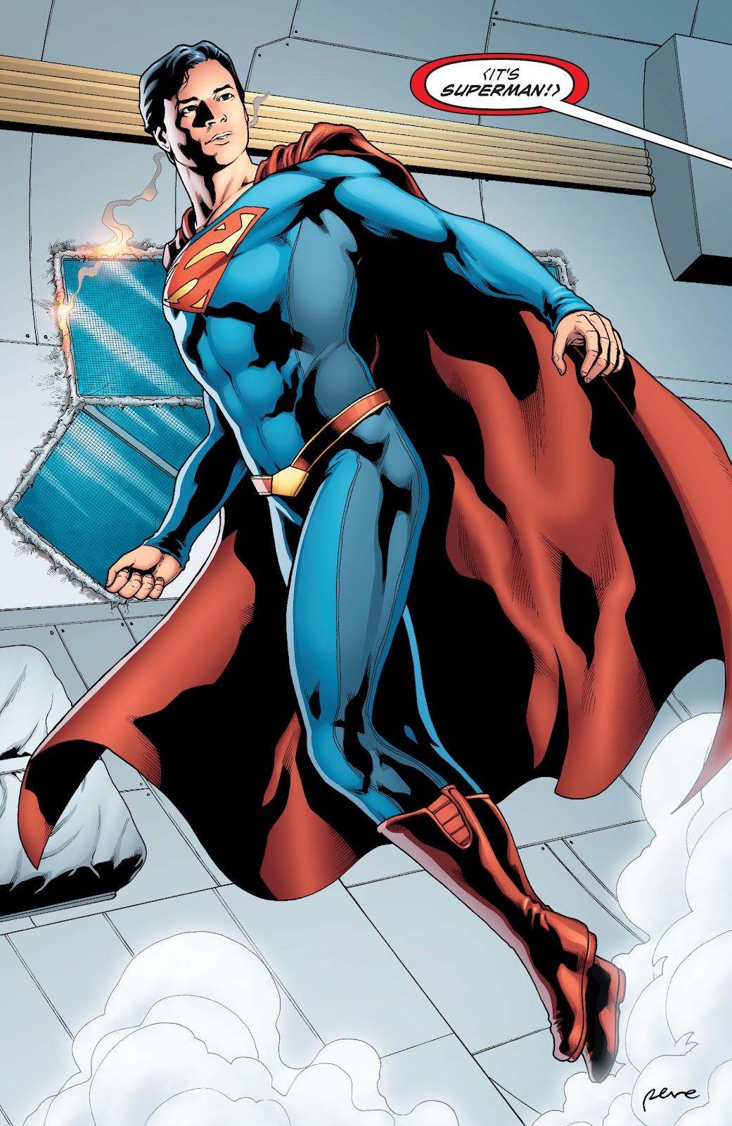 Read online Smallville Season 11 [II] comic -  Issue # TPB 1 - 13