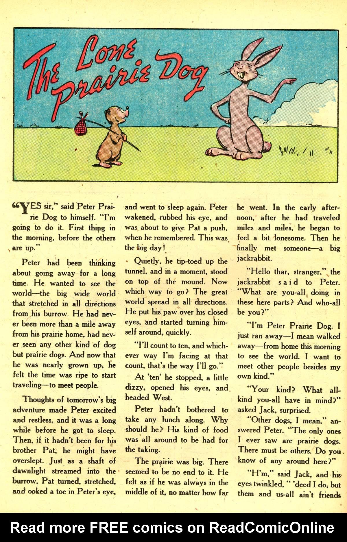 Read online Animal Antics comic -  Issue #13 - 32
