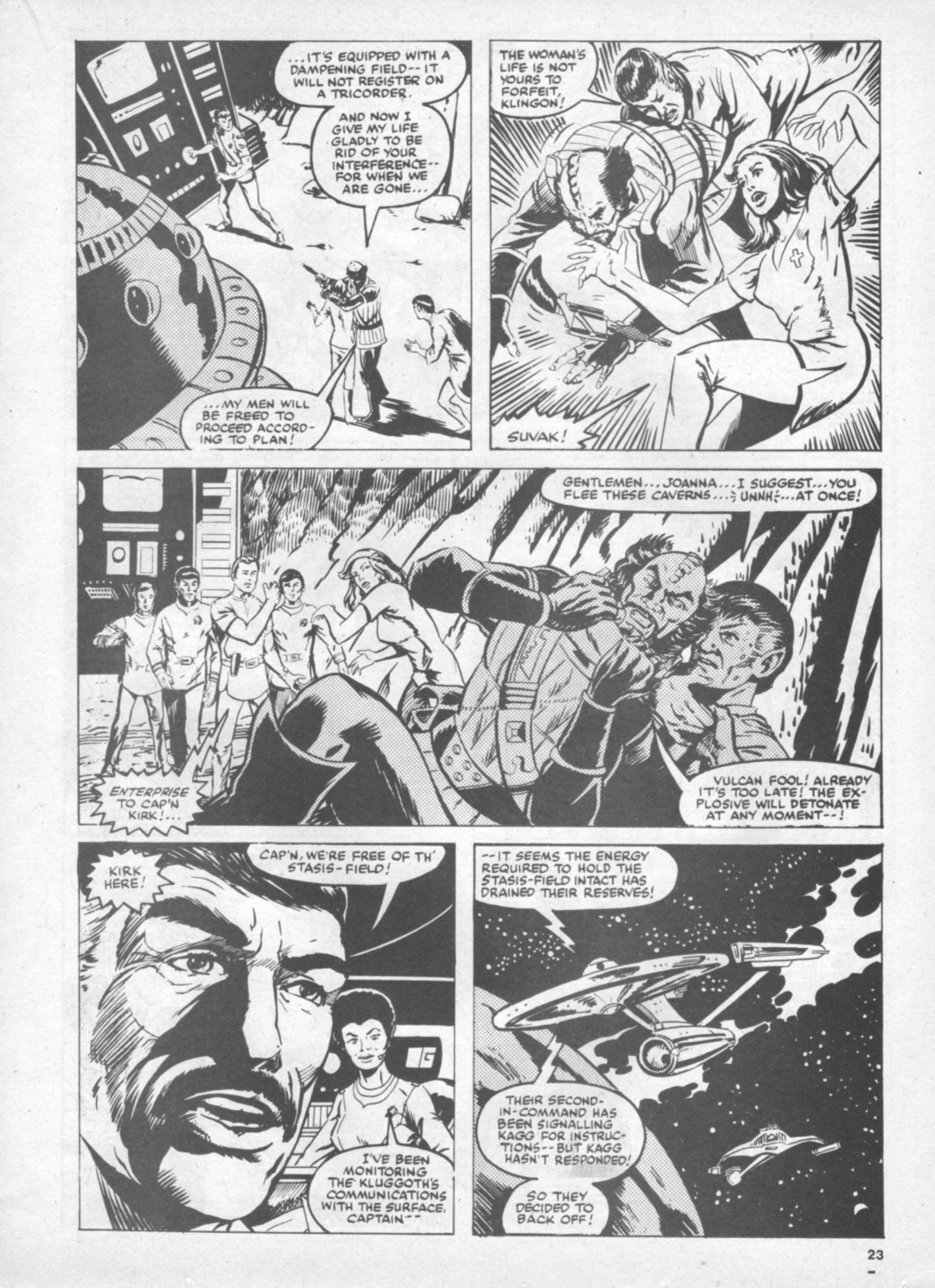 Read online Future Tense comic -  Issue #37 - 23