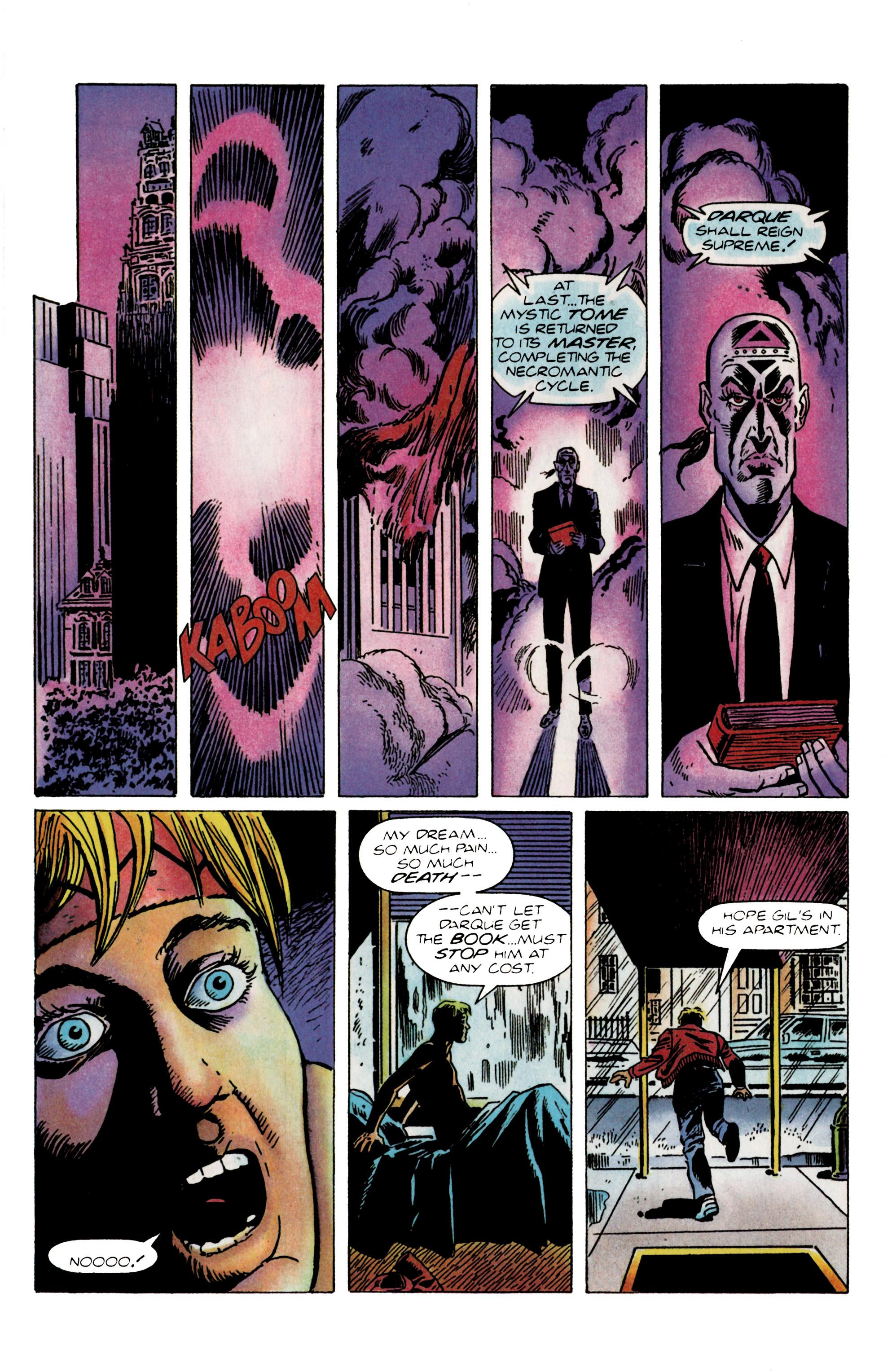 Read online Eternal Warrior (1992) comic -  Issue #22 - 10