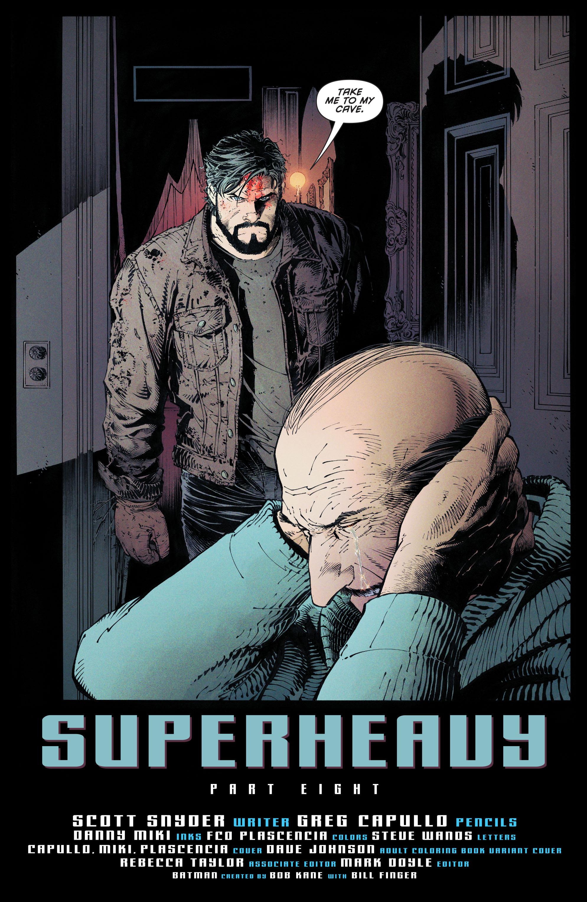 Read online Batman (2011) comic -  Issue # _TPB 9 - 72