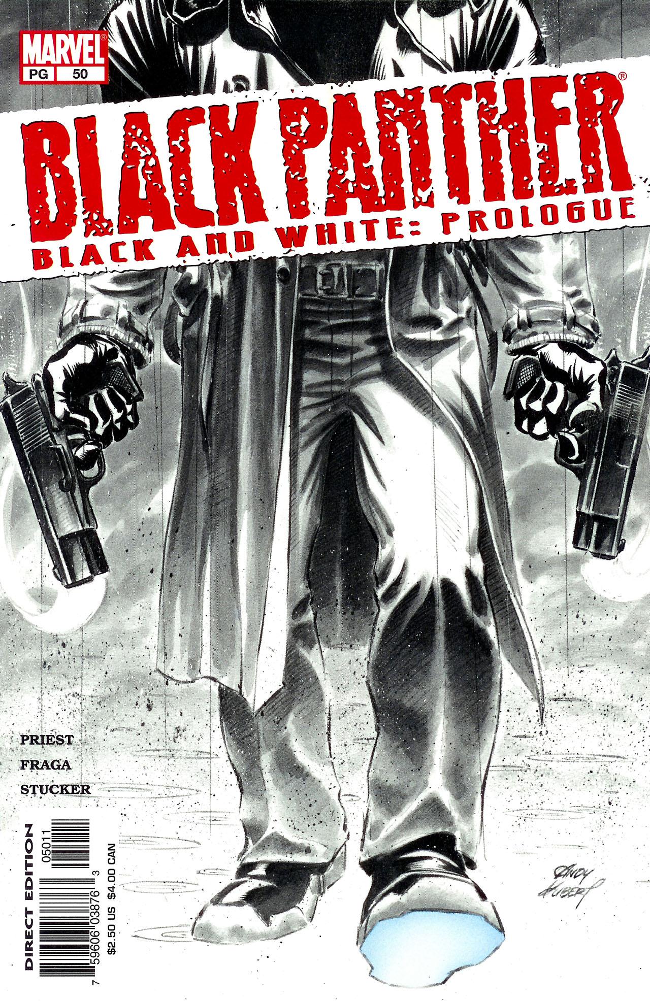 Black Panther (1998) 50 Page 1