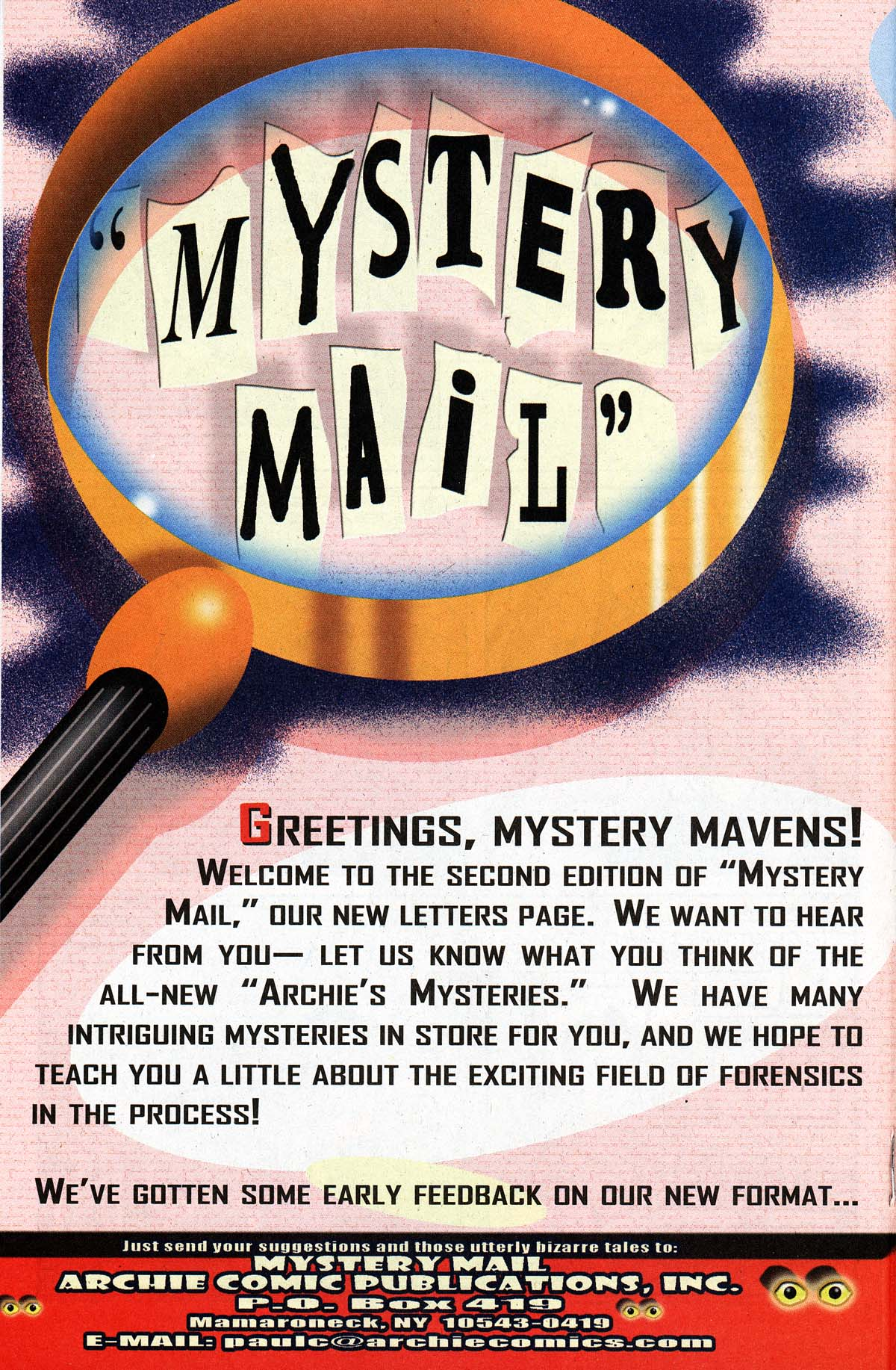 Read online Archie's Weird Mysteries comic -  Issue #26 - 15